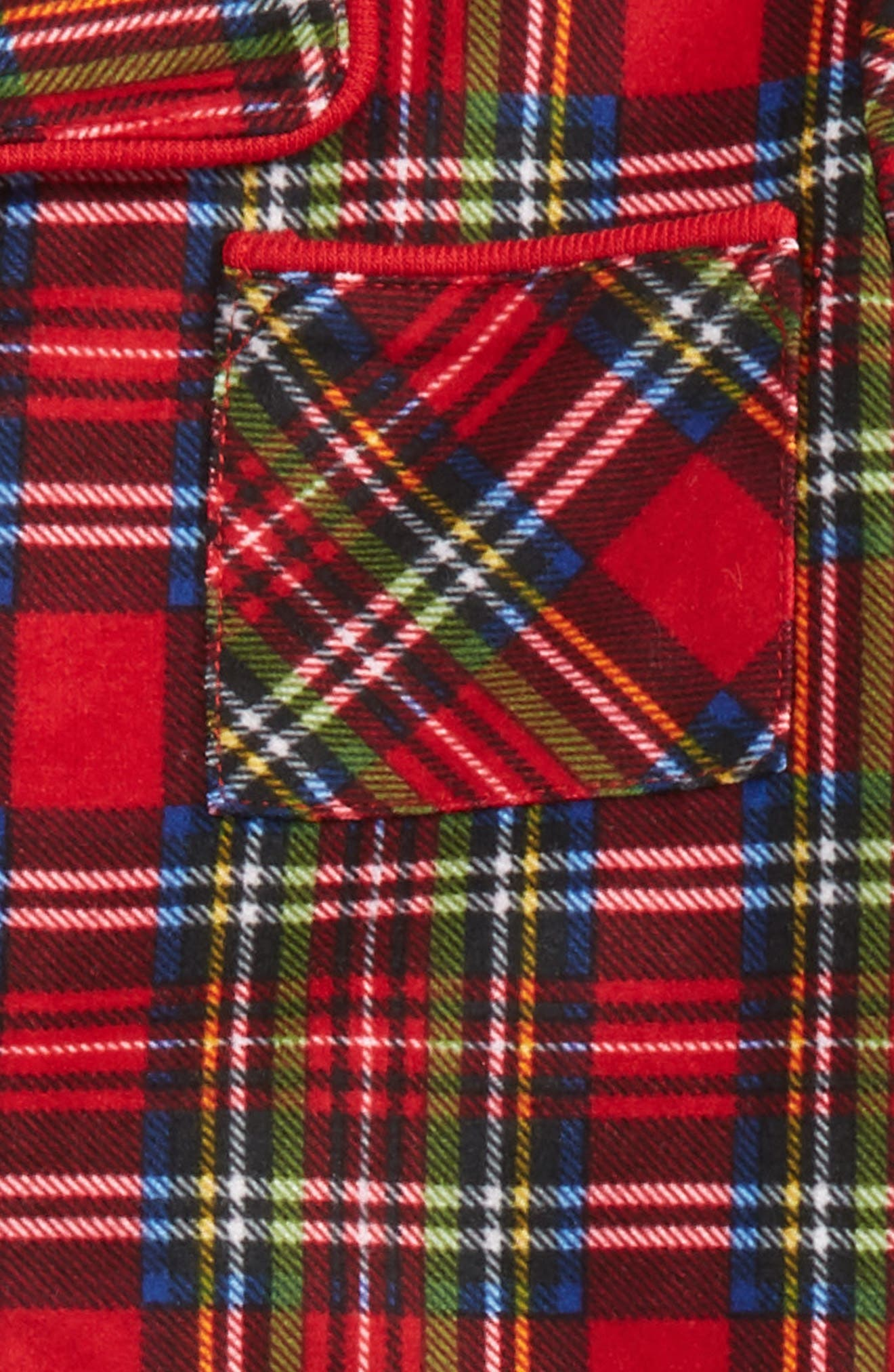 Two-Piece Pajamas & Socks Set,                             Alternate thumbnail 2, color,                             600