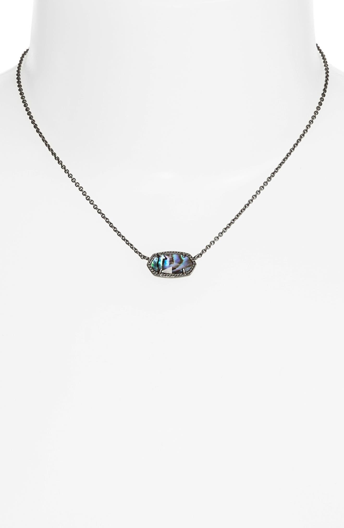 'Elisa' Pendant Necklace,                             Alternate thumbnail 188, color,