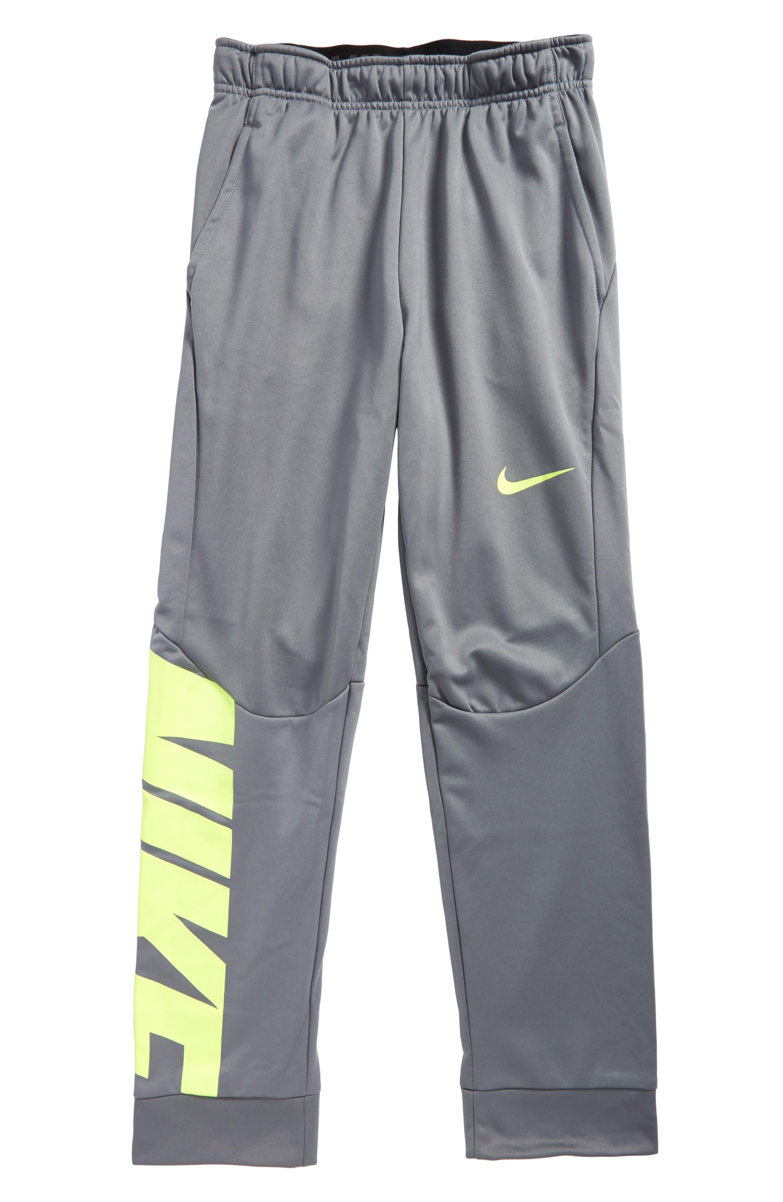 Therma-FIT GFX Fleece Jogger Pants,                             Main thumbnail 3, color,