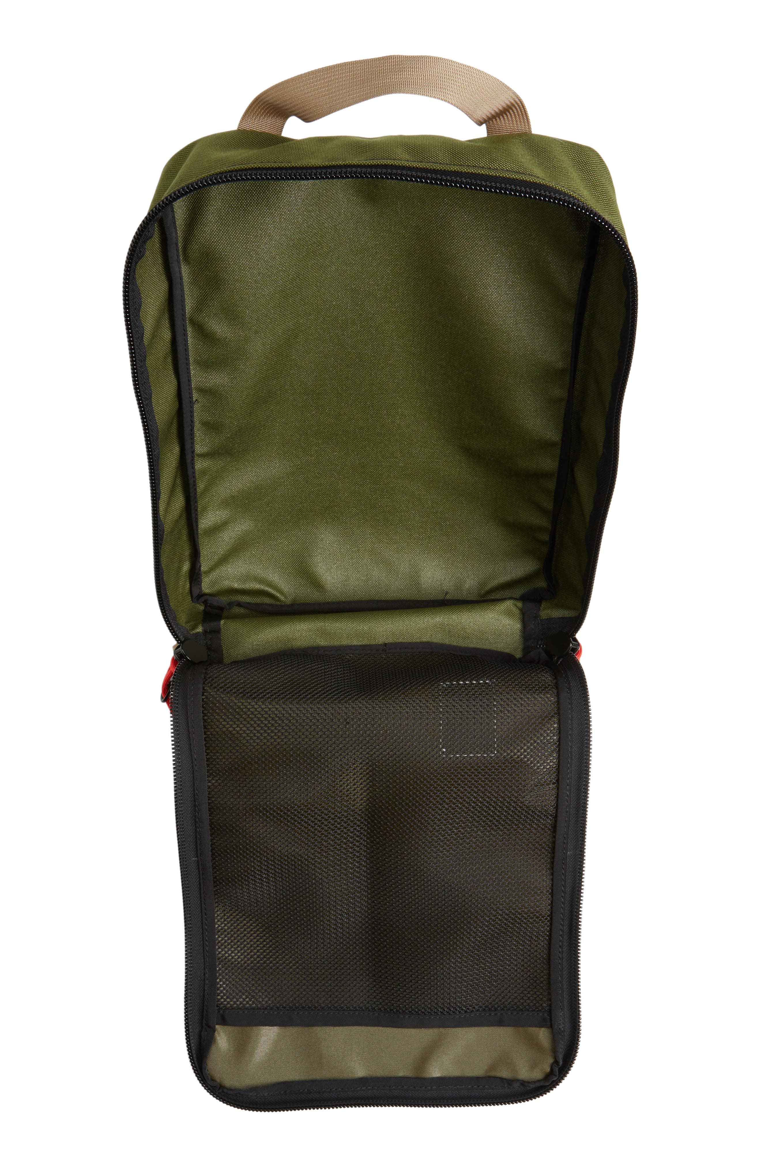 Pack Bags Tote,                             Alternate thumbnail 3, color,                             OLIVE
