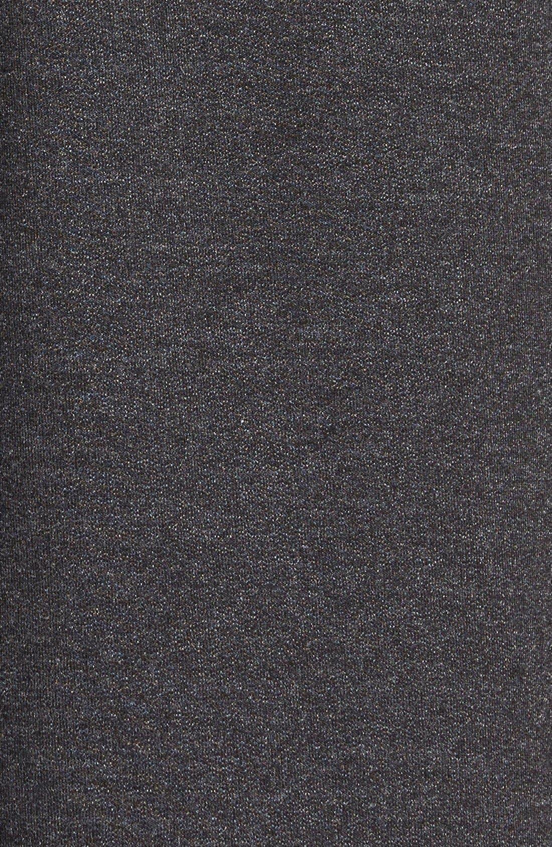 NIKE,                             Dri-FIT Touch Fleece Shorts,                             Alternate thumbnail 3, color,                             010