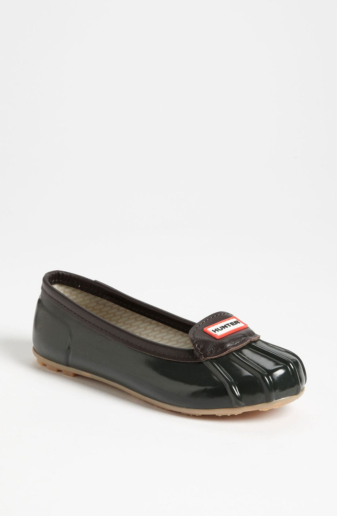 HUNTER 'Jena' Waterproof Flat, Main, color, 301