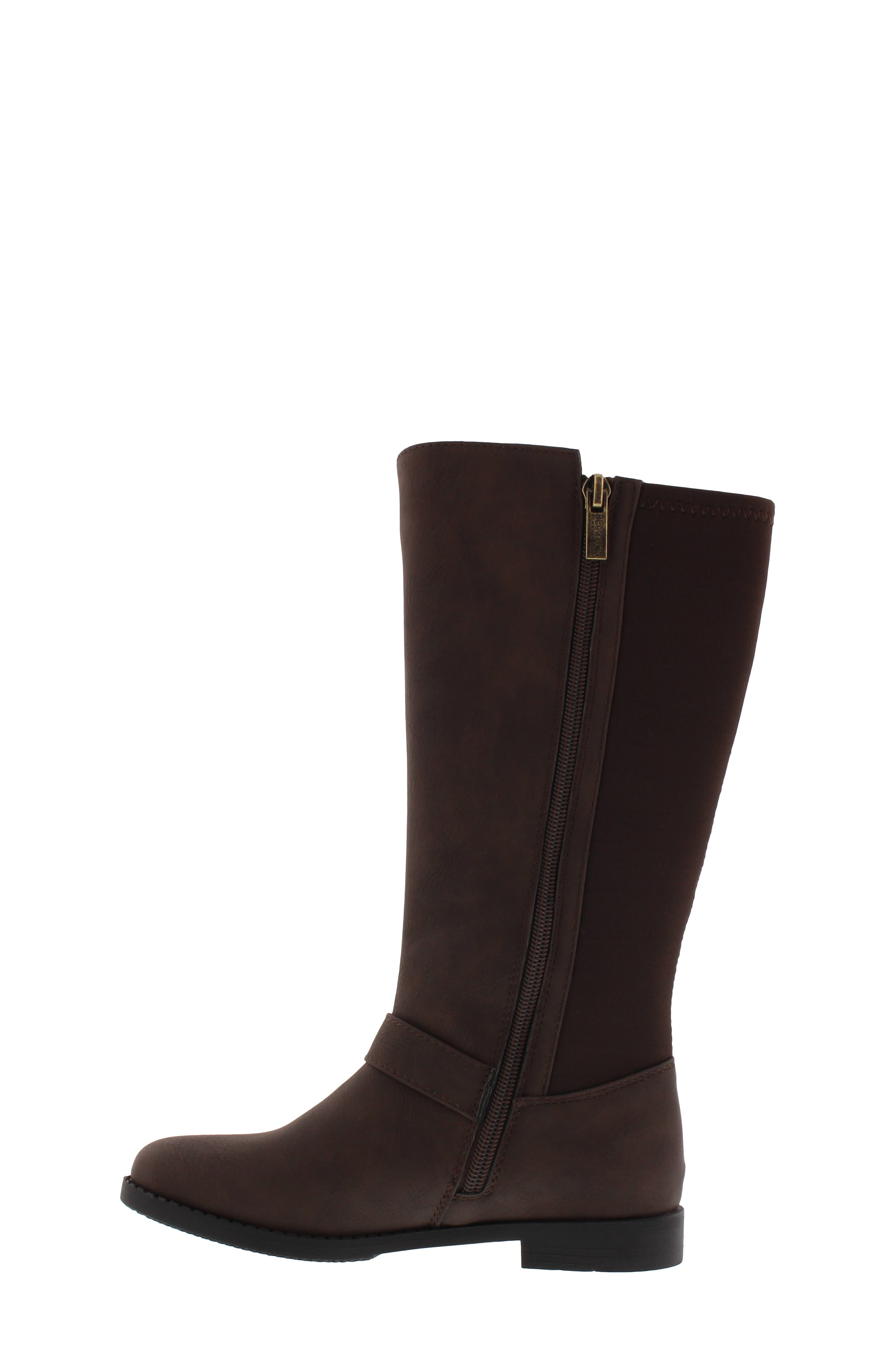 Kennedy Queen Boot,                             Alternate thumbnail 3, color,                             BROWN