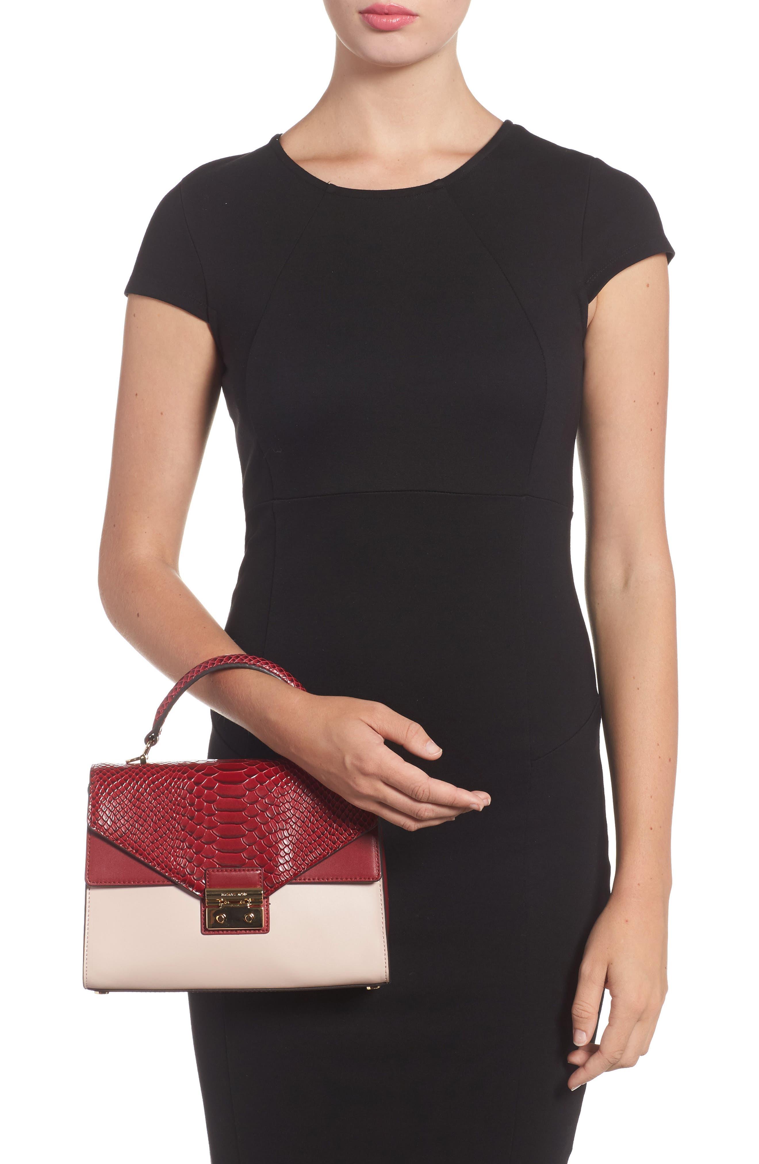 Medium Sloan Leather Shoulder Bag,                             Alternate thumbnail 2, color,                             686