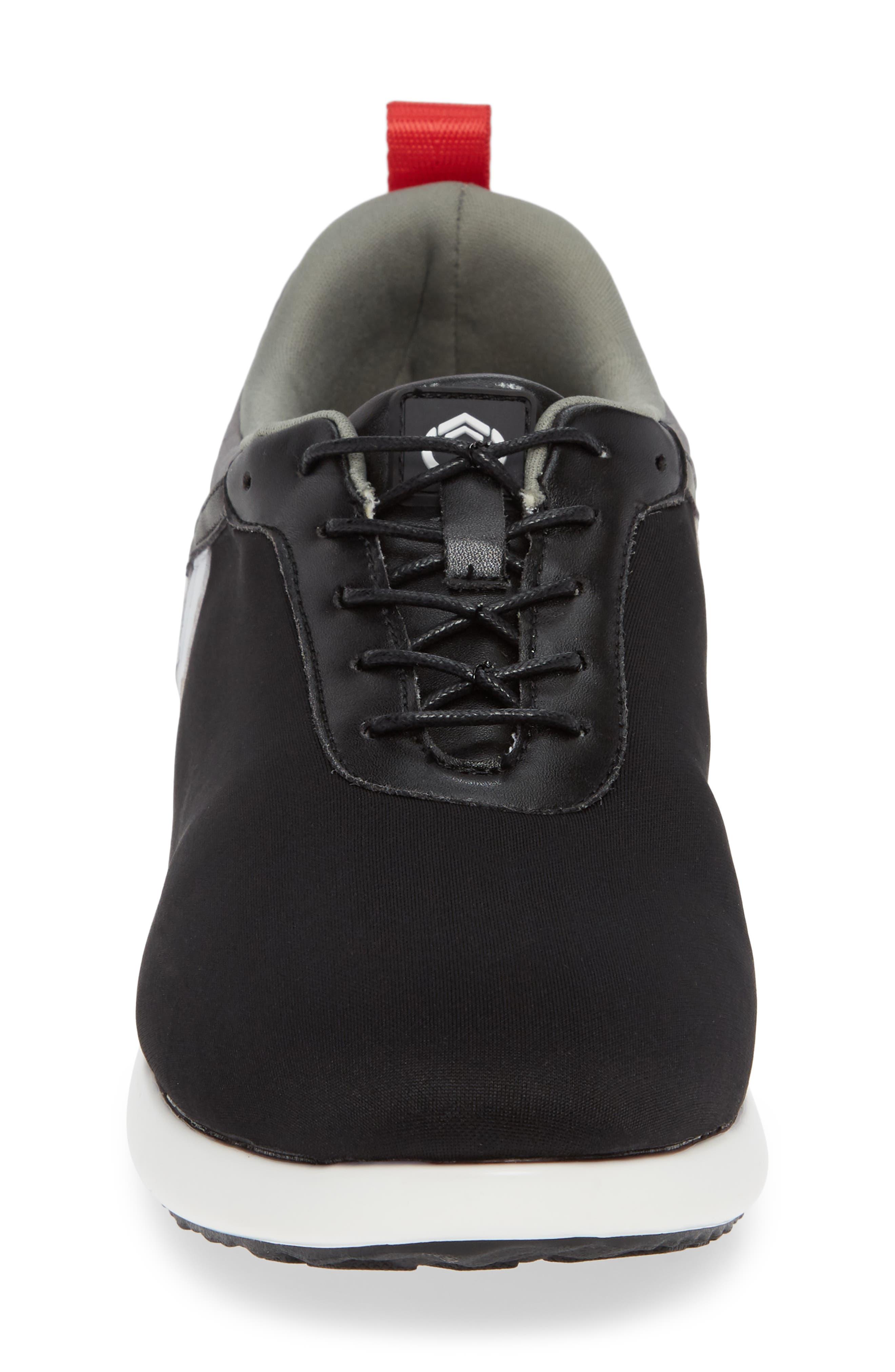 Flash Sneaker,                             Alternate thumbnail 4, color,                             001
