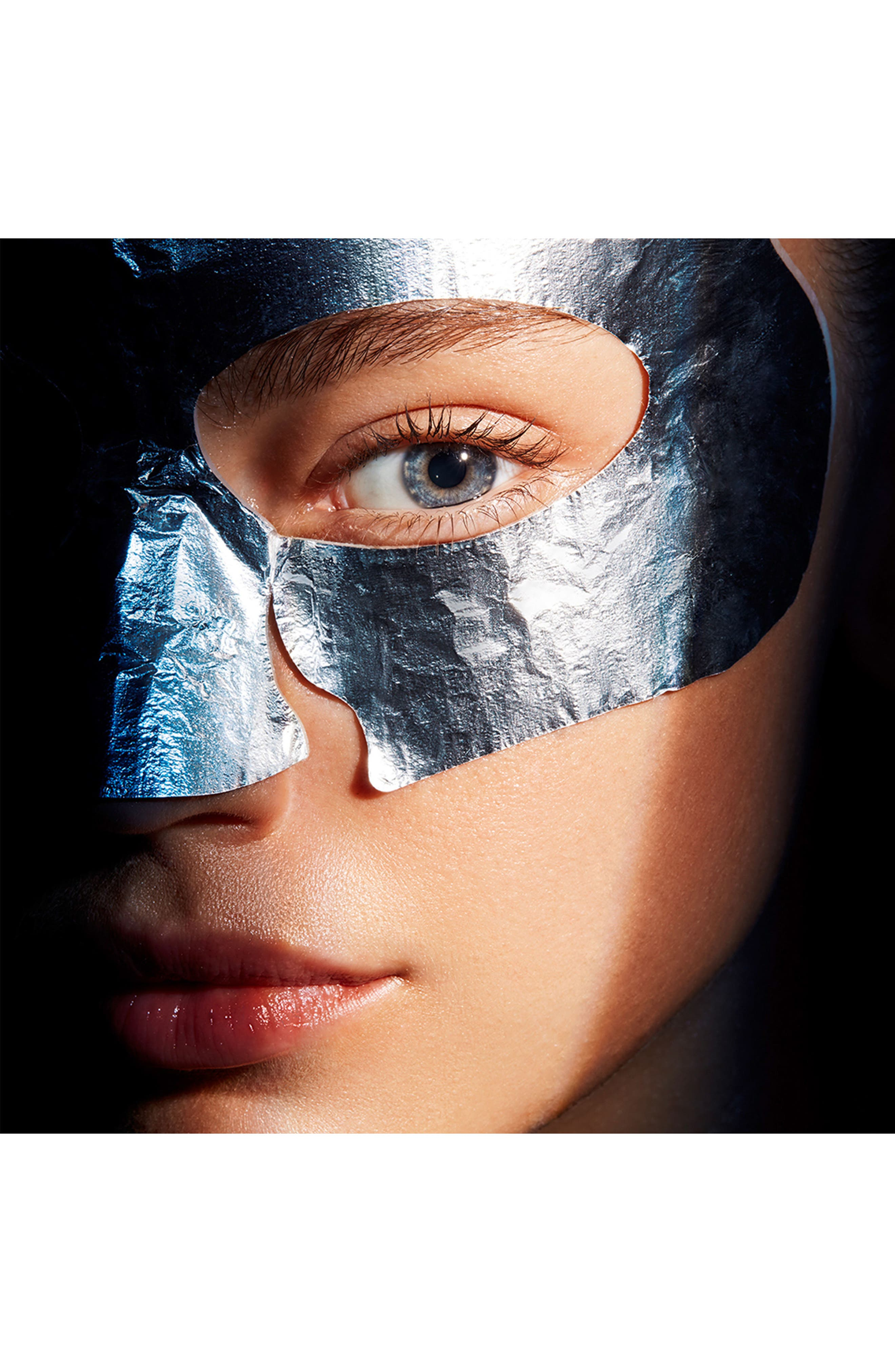 Advanced Night Repair Concentrated Recovery PowerFoil Mask,                             Alternate thumbnail 3, color,                             NO COLOR