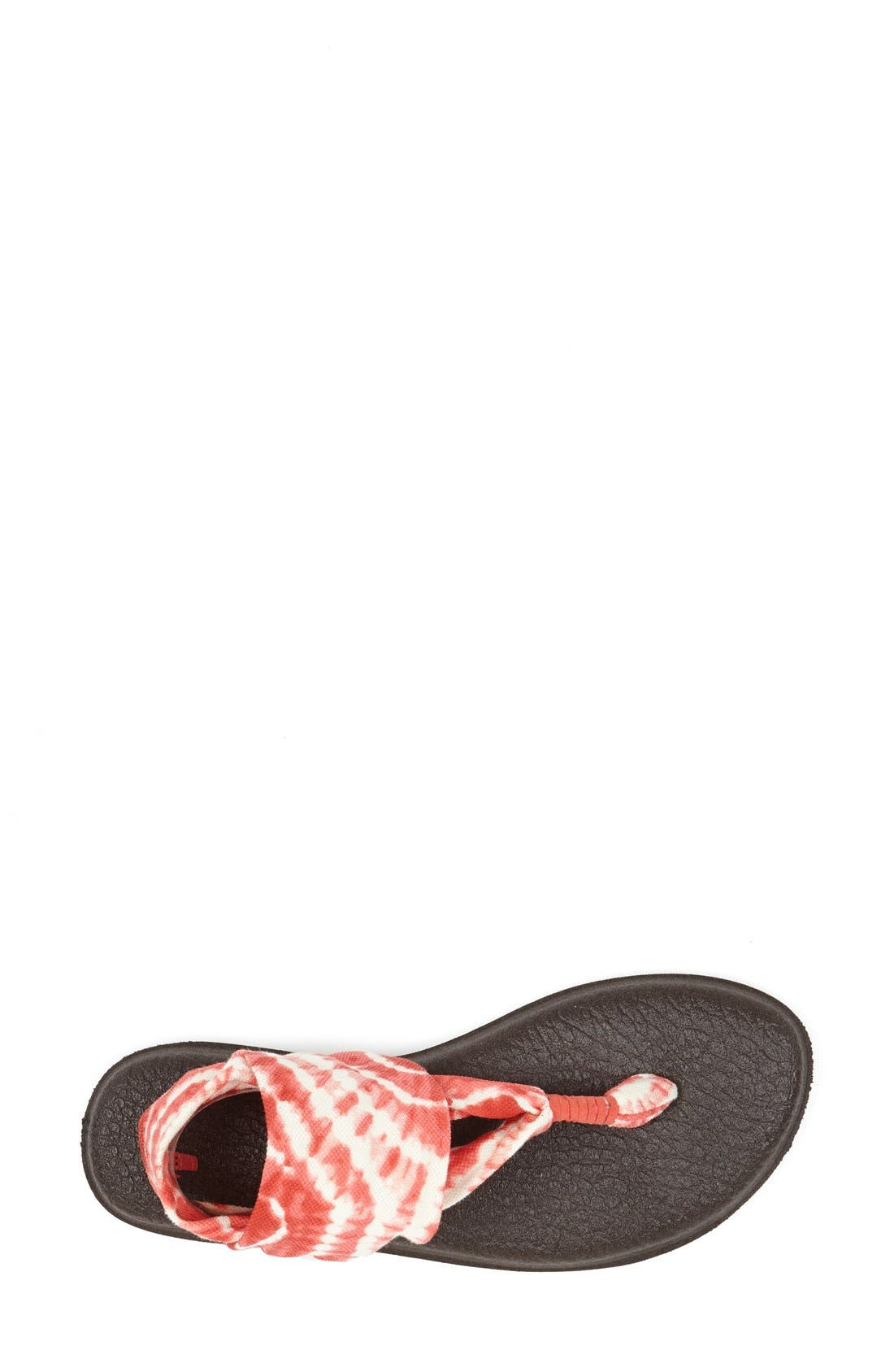 'Yoga Sling 2' Sandal,                             Alternate thumbnail 75, color,