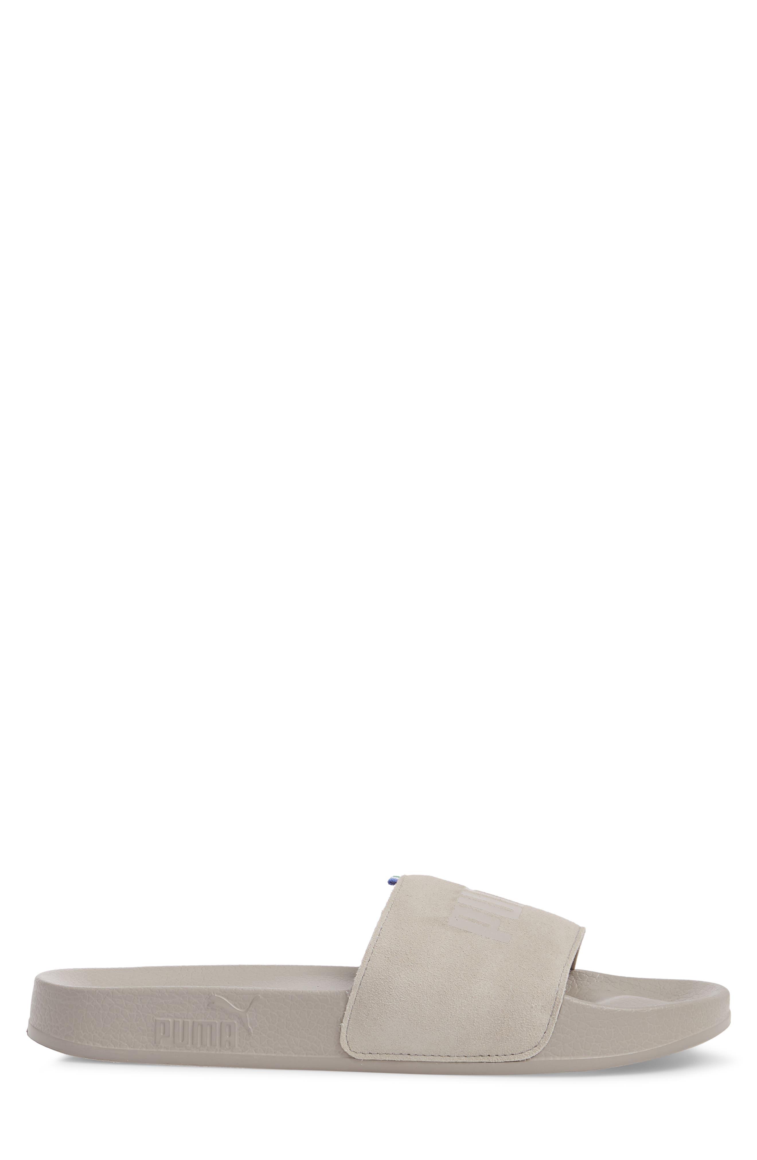 x Big Sean Leadcat Slide Sandal,                             Alternate thumbnail 3, color,                             060