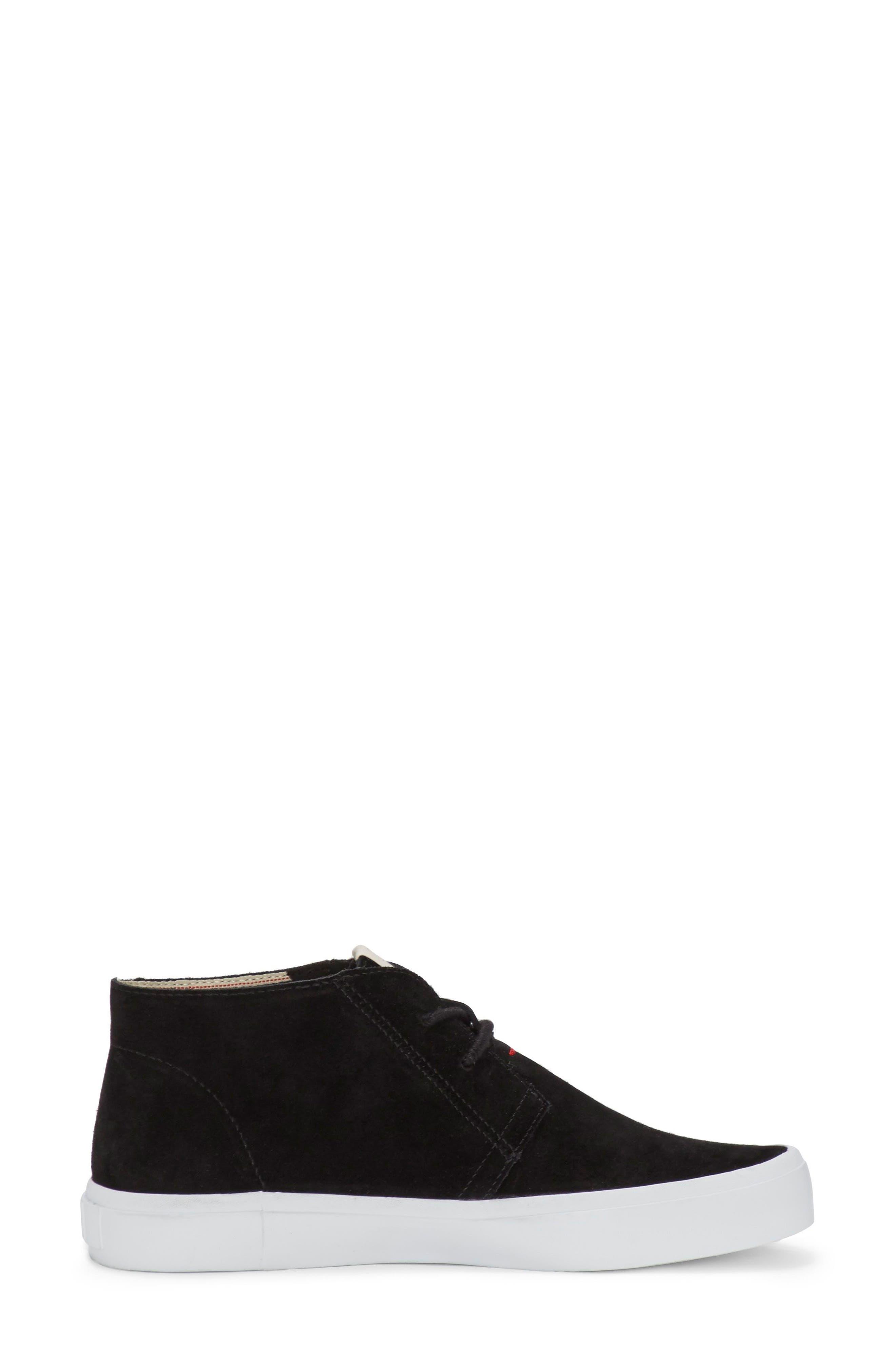 Dax Chukka Sneaker,                             Alternate thumbnail 3, color,                             002