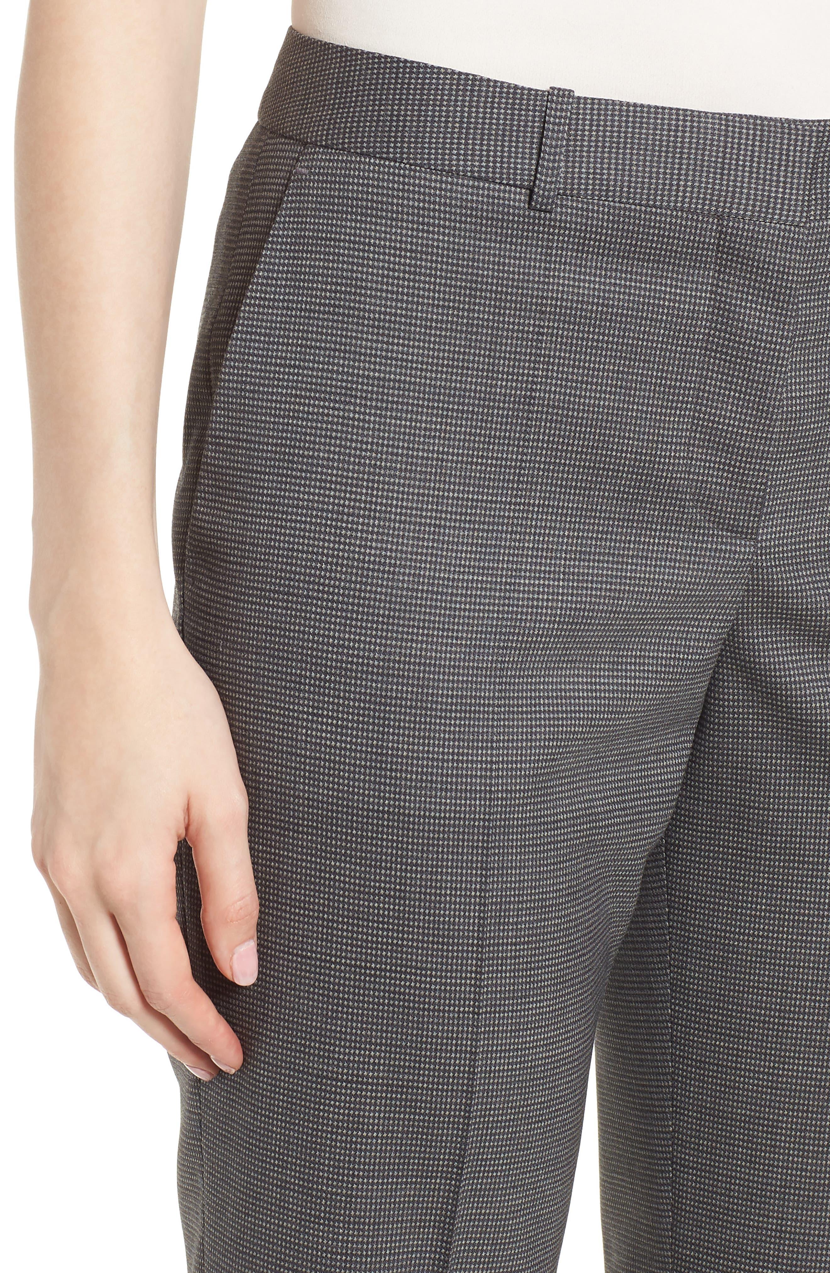 Tamea Minidessin Trousers,                             Alternate thumbnail 4, color,                             072