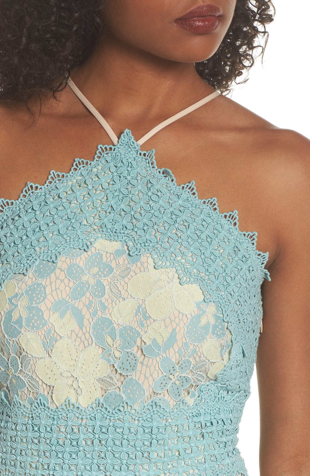 Tabitha Lace Maxi Dress,                             Alternate thumbnail 8, color,