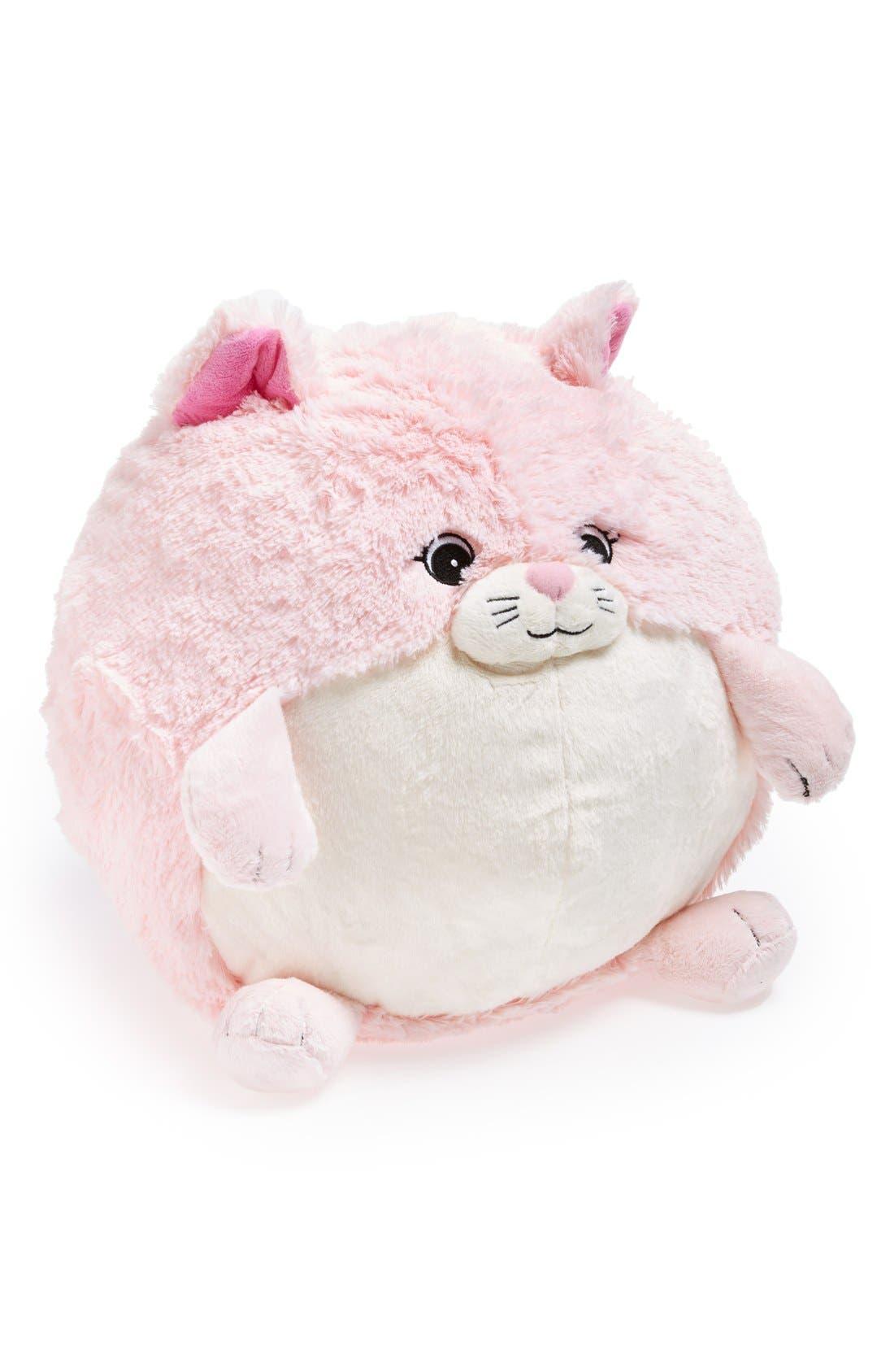 'Pink Kitty' Stuffed Animal,                             Alternate thumbnail 2, color,                             650