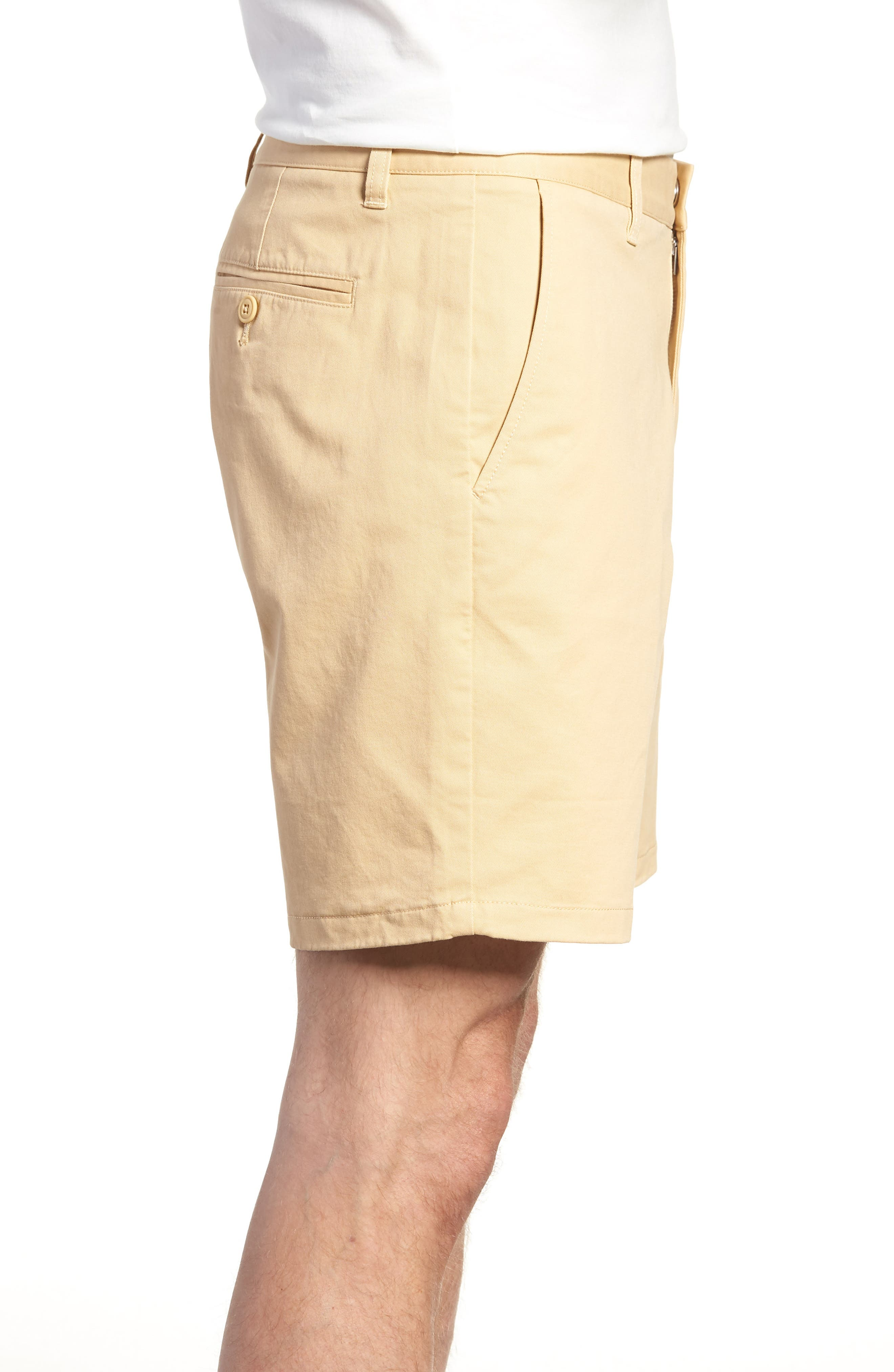 Stretch Chino 7-Inch Shorts,                             Alternate thumbnail 28, color,