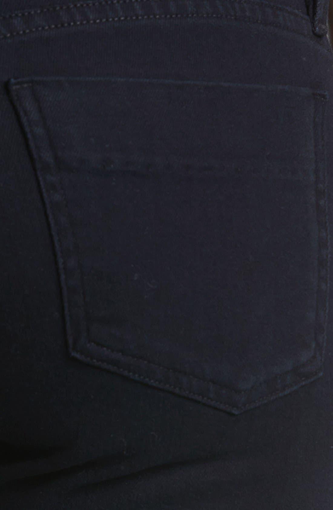 'Emmanuelle' Slim Bootcut Jeans,                             Alternate thumbnail 2, color,                             FREEFALL