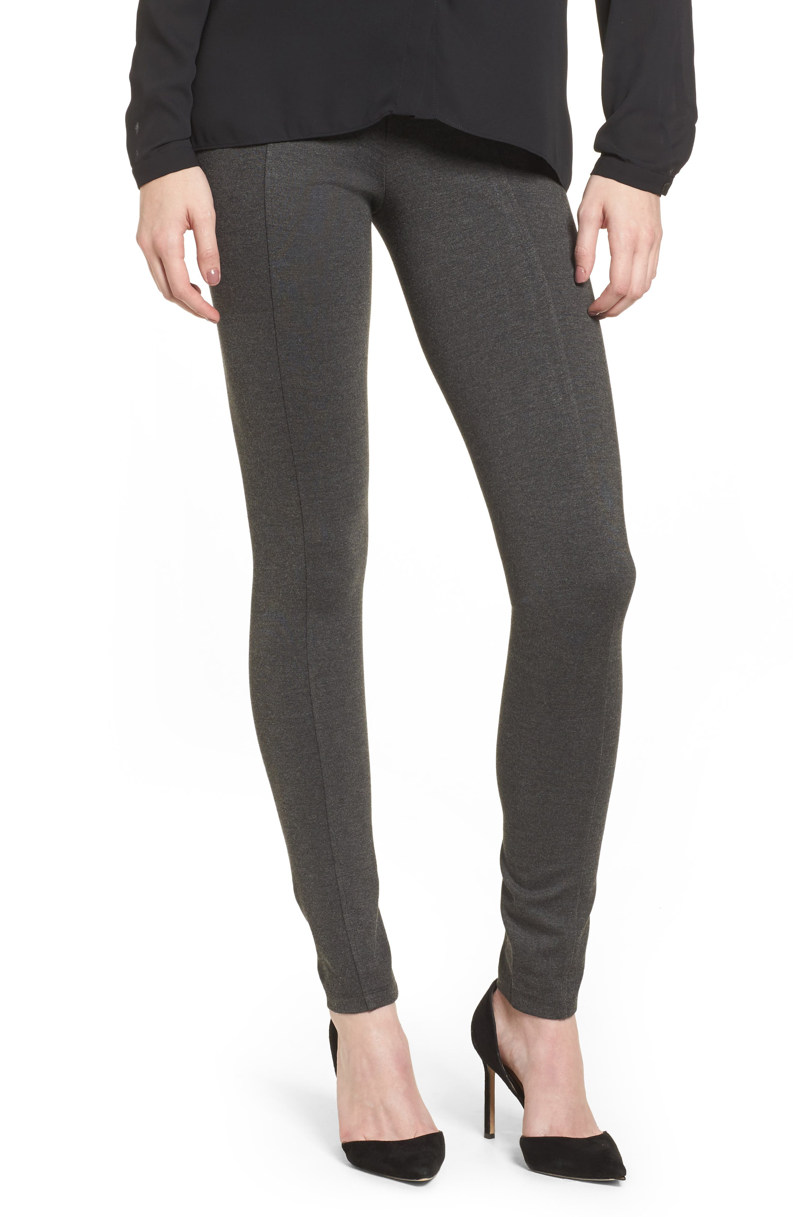 Ponte Leggings,                             Main thumbnail 1, color,                             090