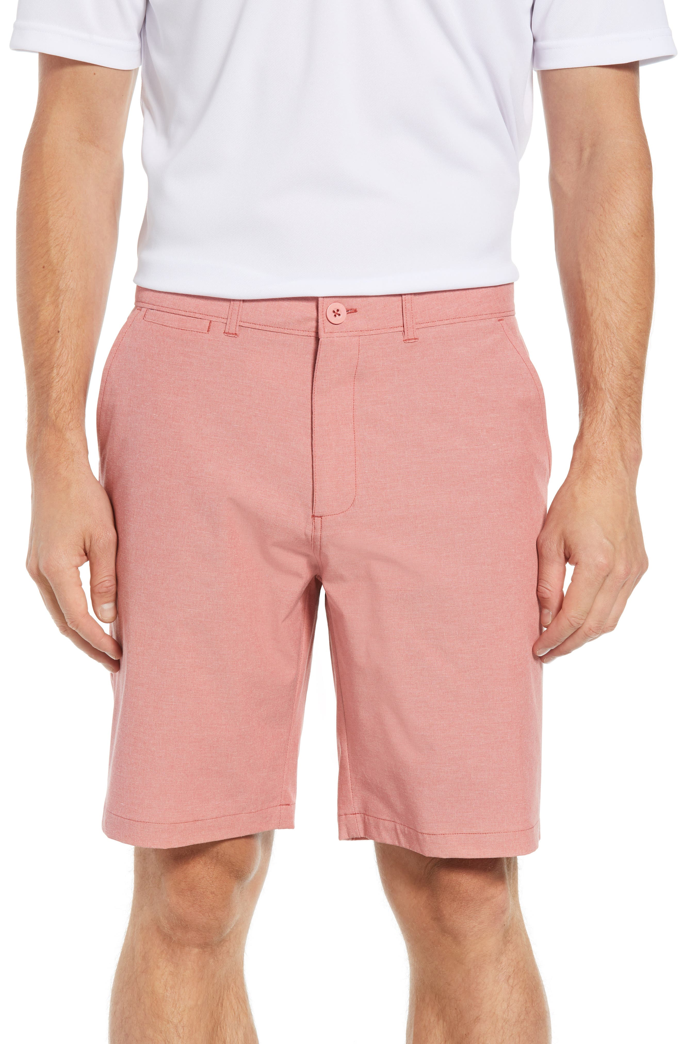 Wyatt Regular Fit Stretch Shorts,                             Main thumbnail 5, color,