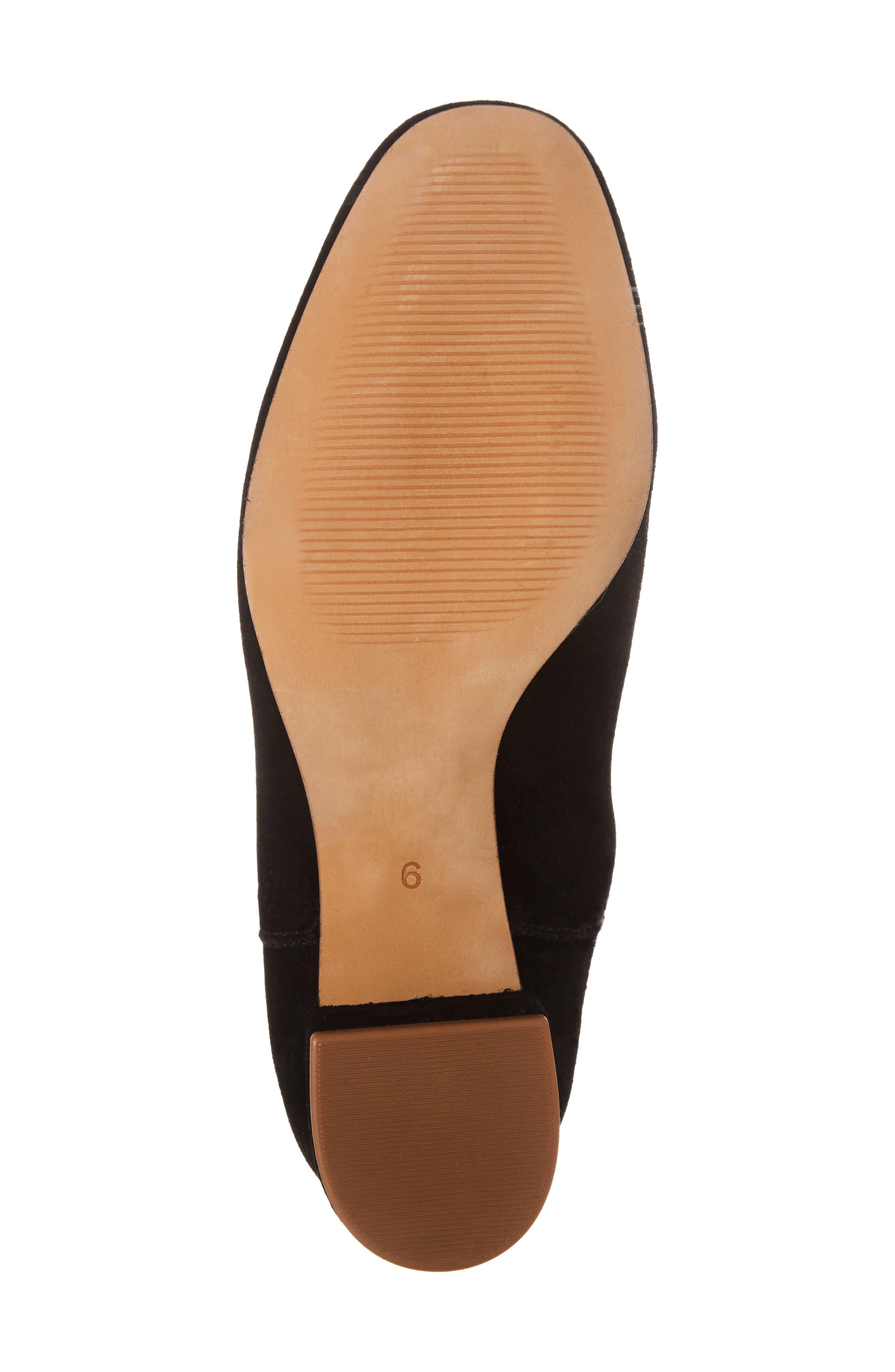 Walker Chelsea Boot,                             Alternate thumbnail 6, color,                             001