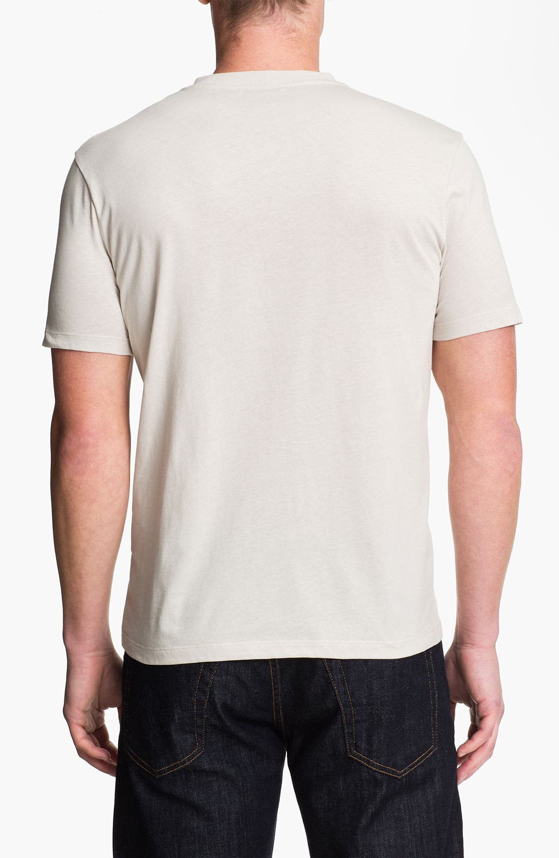 V-Neck T-Shirt,                             Alternate thumbnail 3, color,                             271