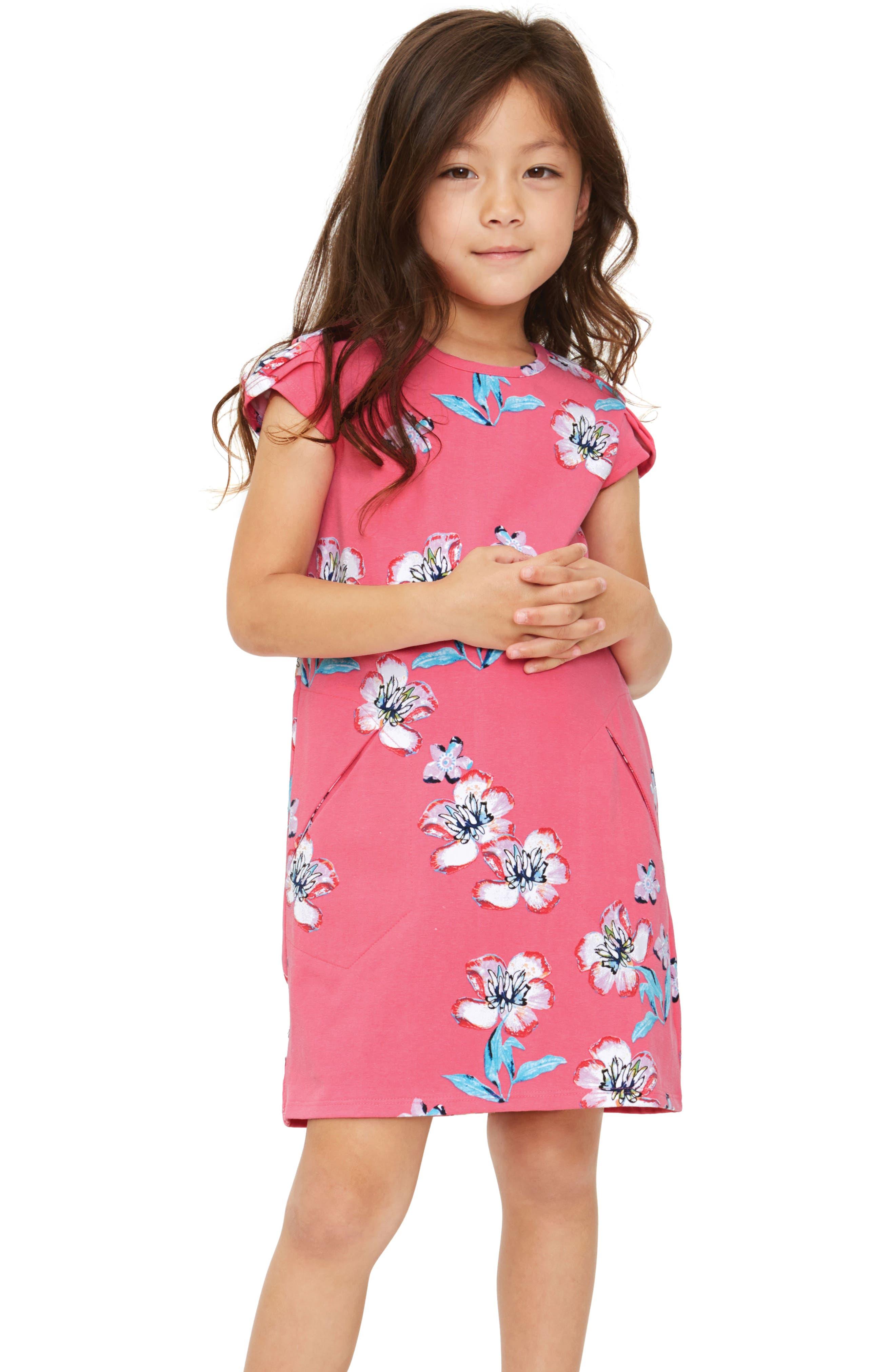 Ivy Plumeria Dress,                             Alternate thumbnail 2, color,                             673