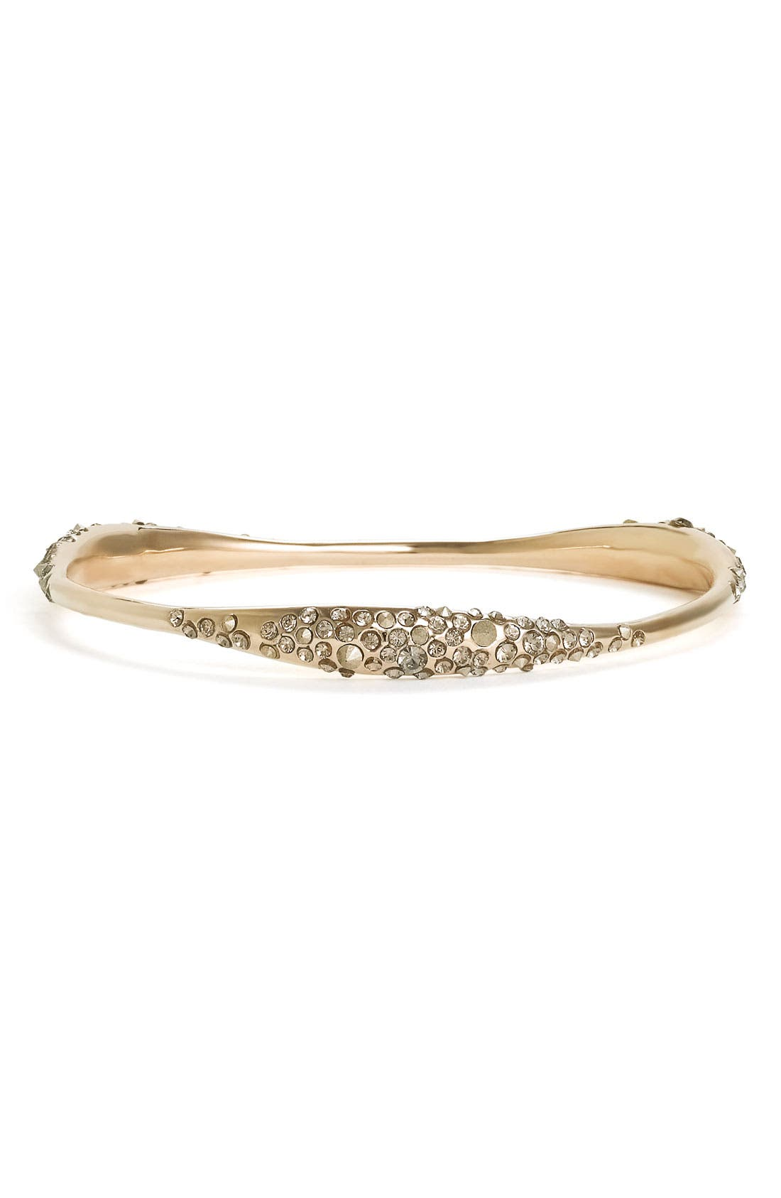 'Miss Havisham' Encrusted Skinny Bangle,                             Main thumbnail 5, color,
