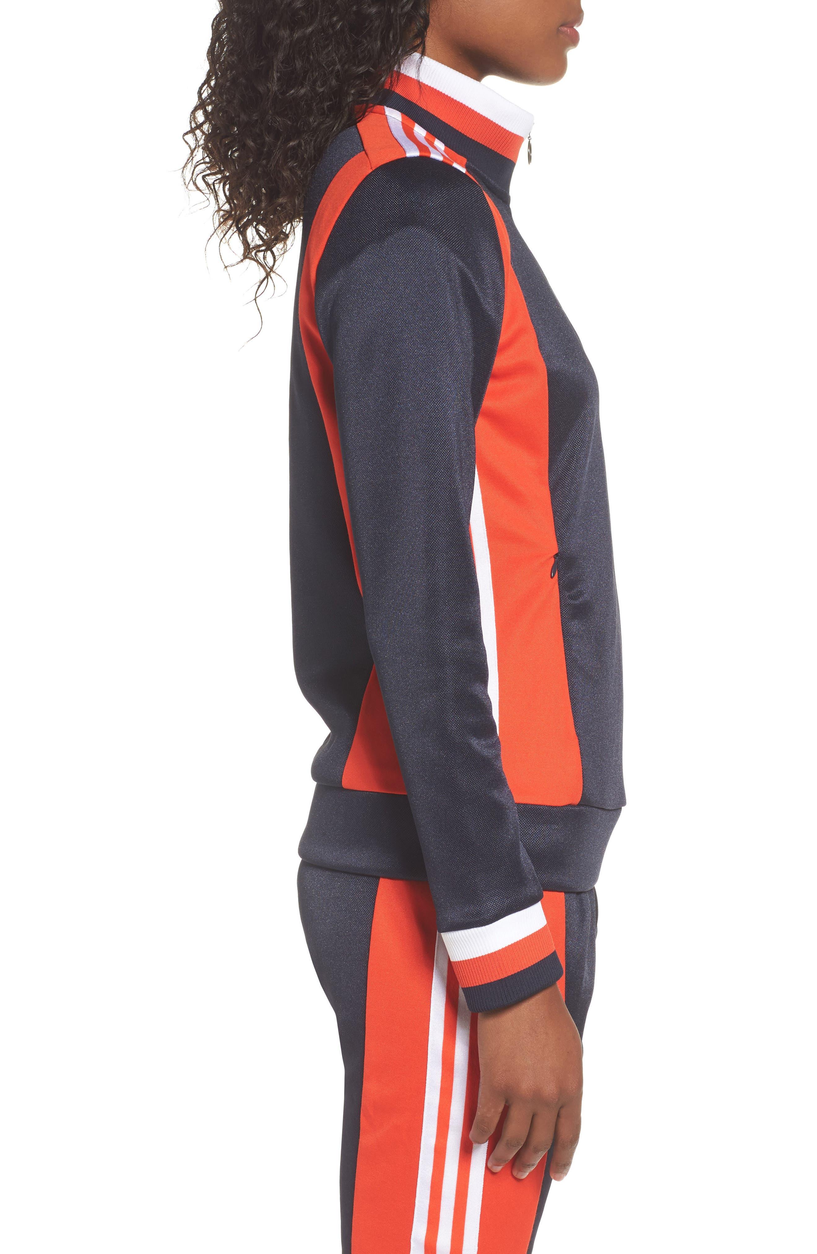 Originals Osaka Track Jacket,                             Alternate thumbnail 3, color,                             408