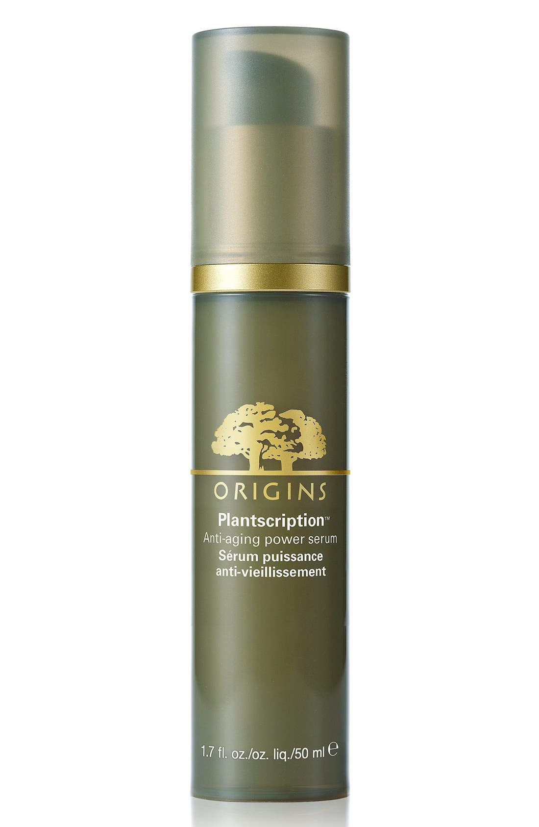 Plantscription<sup>™</sup> Anti-Aging Power Serum,                             Main thumbnail 1, color,                             000