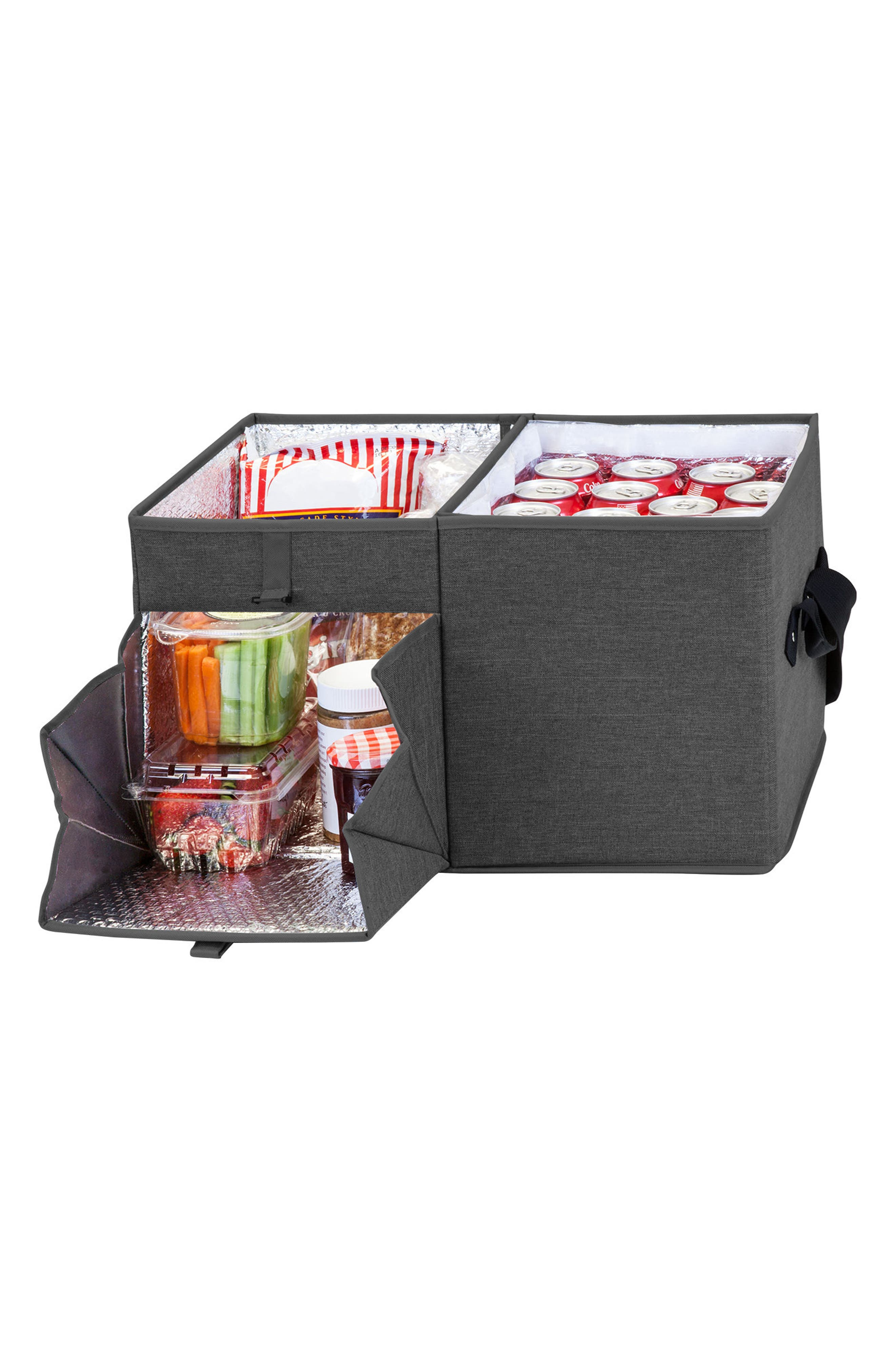 Picnic Time Ottoman Cooler,                             Alternate thumbnail 3, color,                             020
