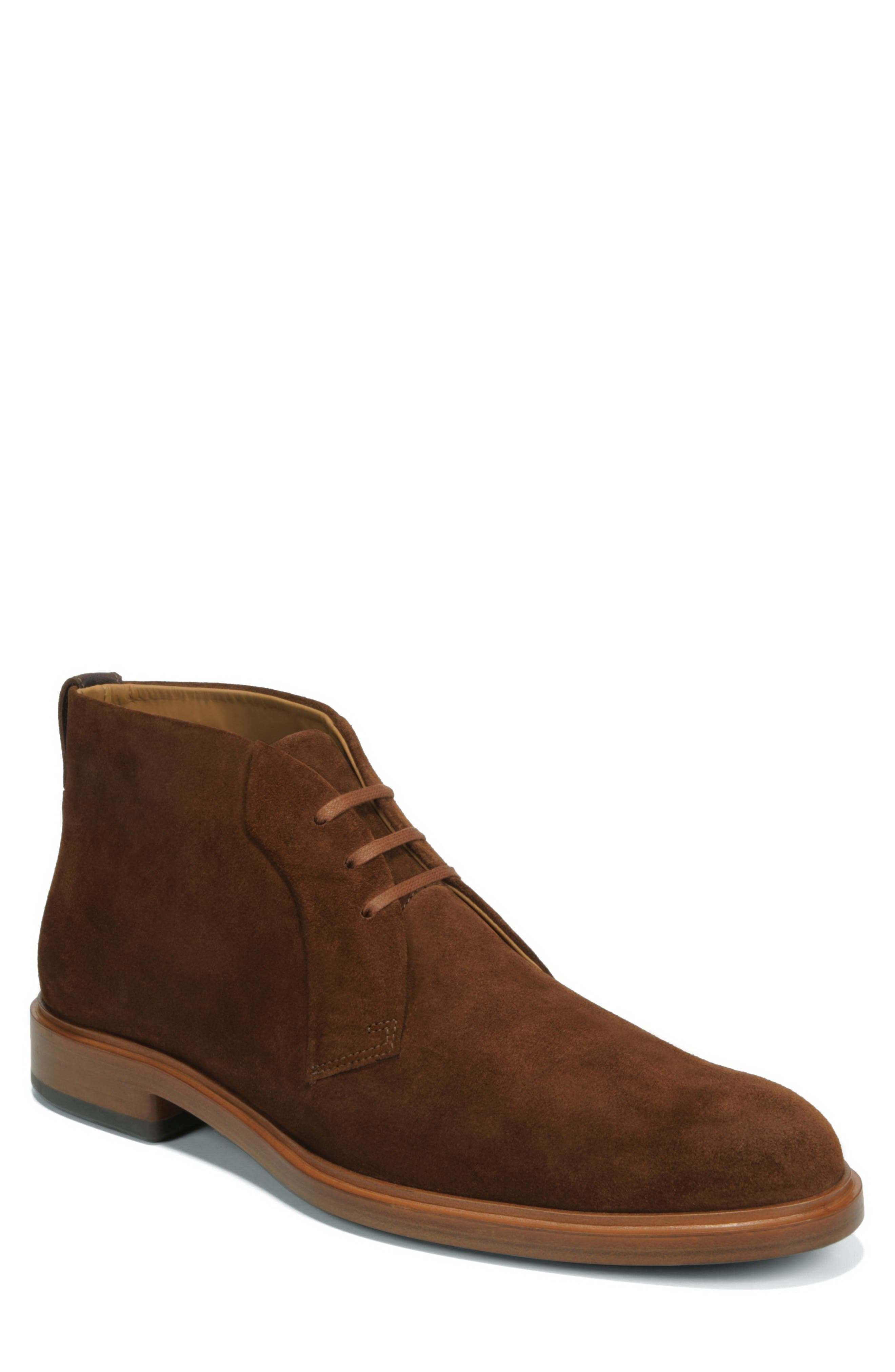 Vince Brunswick Chukka Boot- Brown