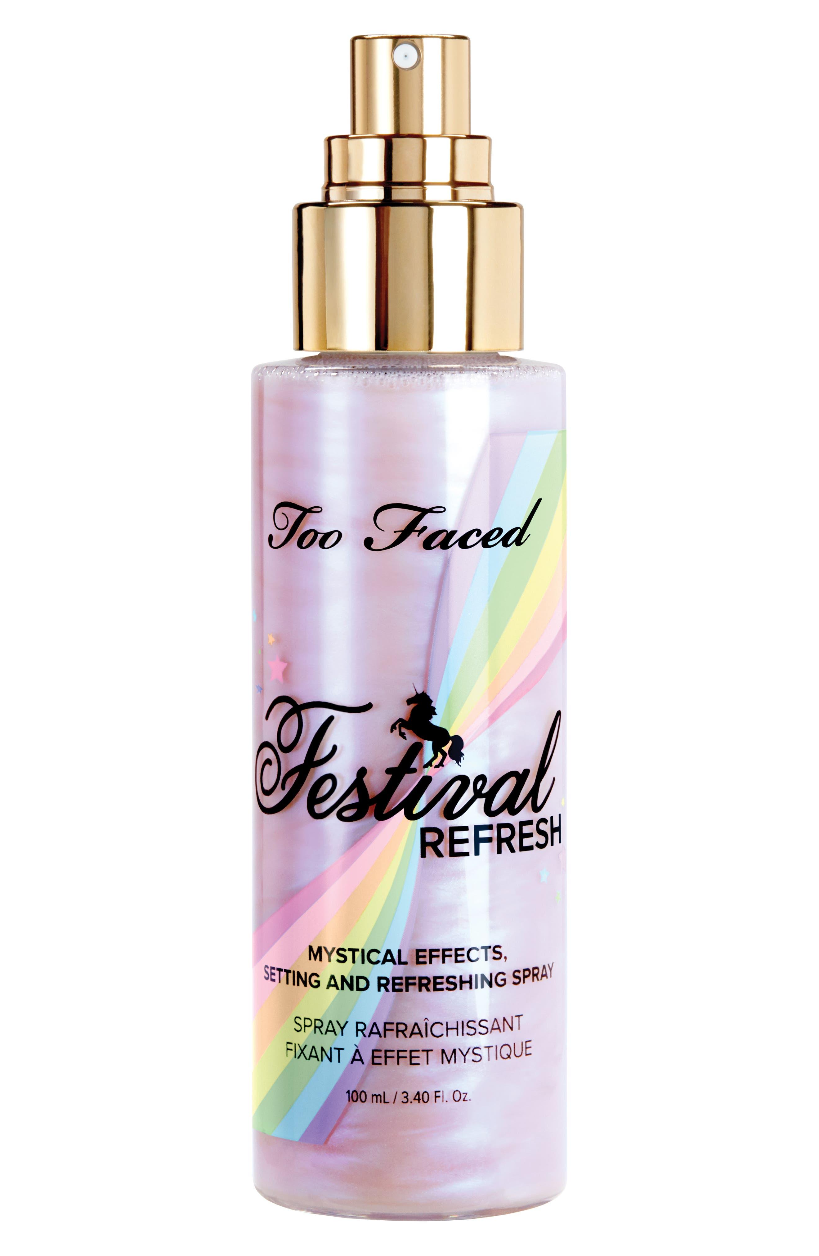 Festival Refresh Spray,                             Alternate thumbnail 3, color,                             000