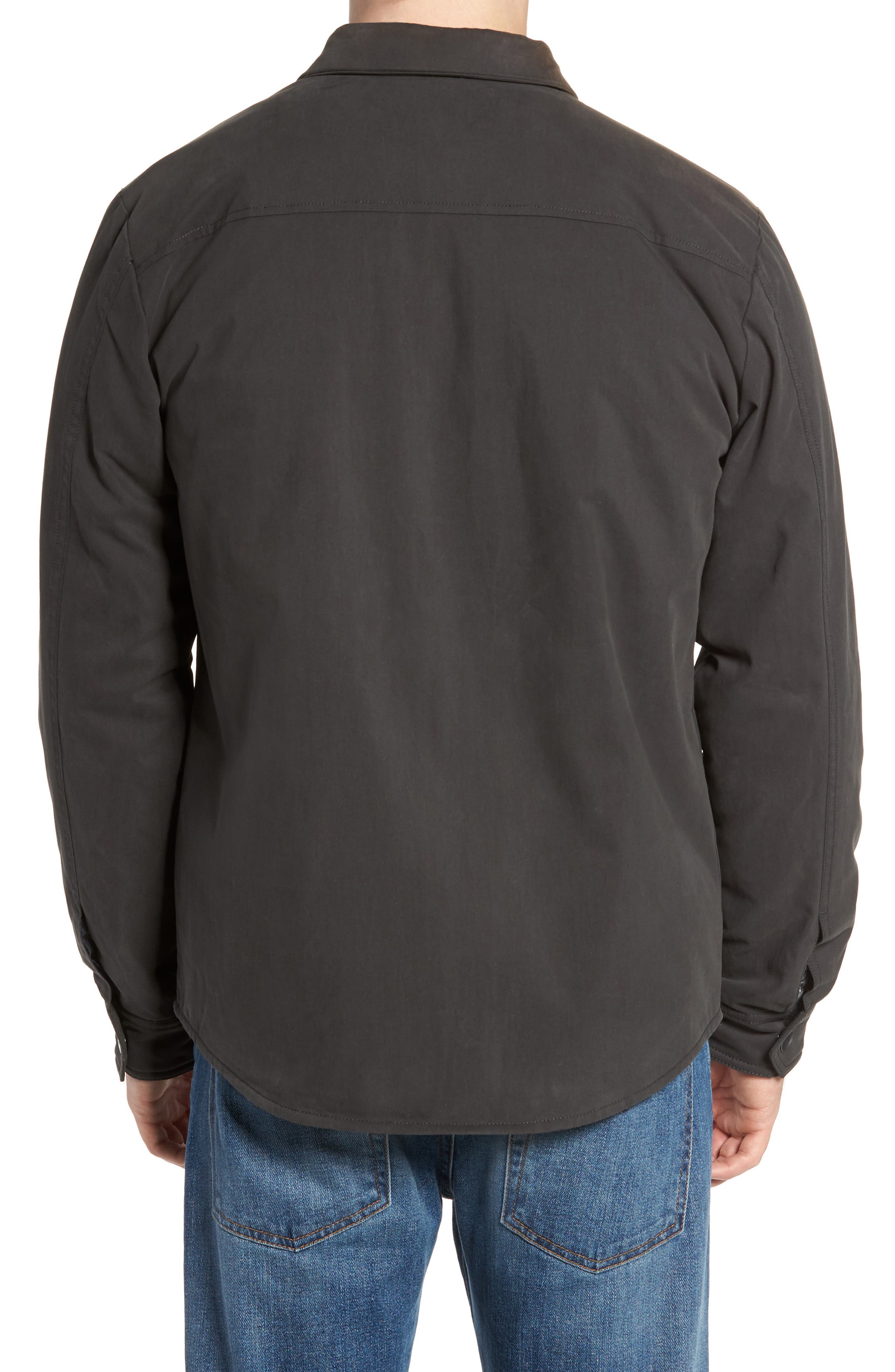 Officer's Shirt Jacket,                             Alternate thumbnail 2, color,