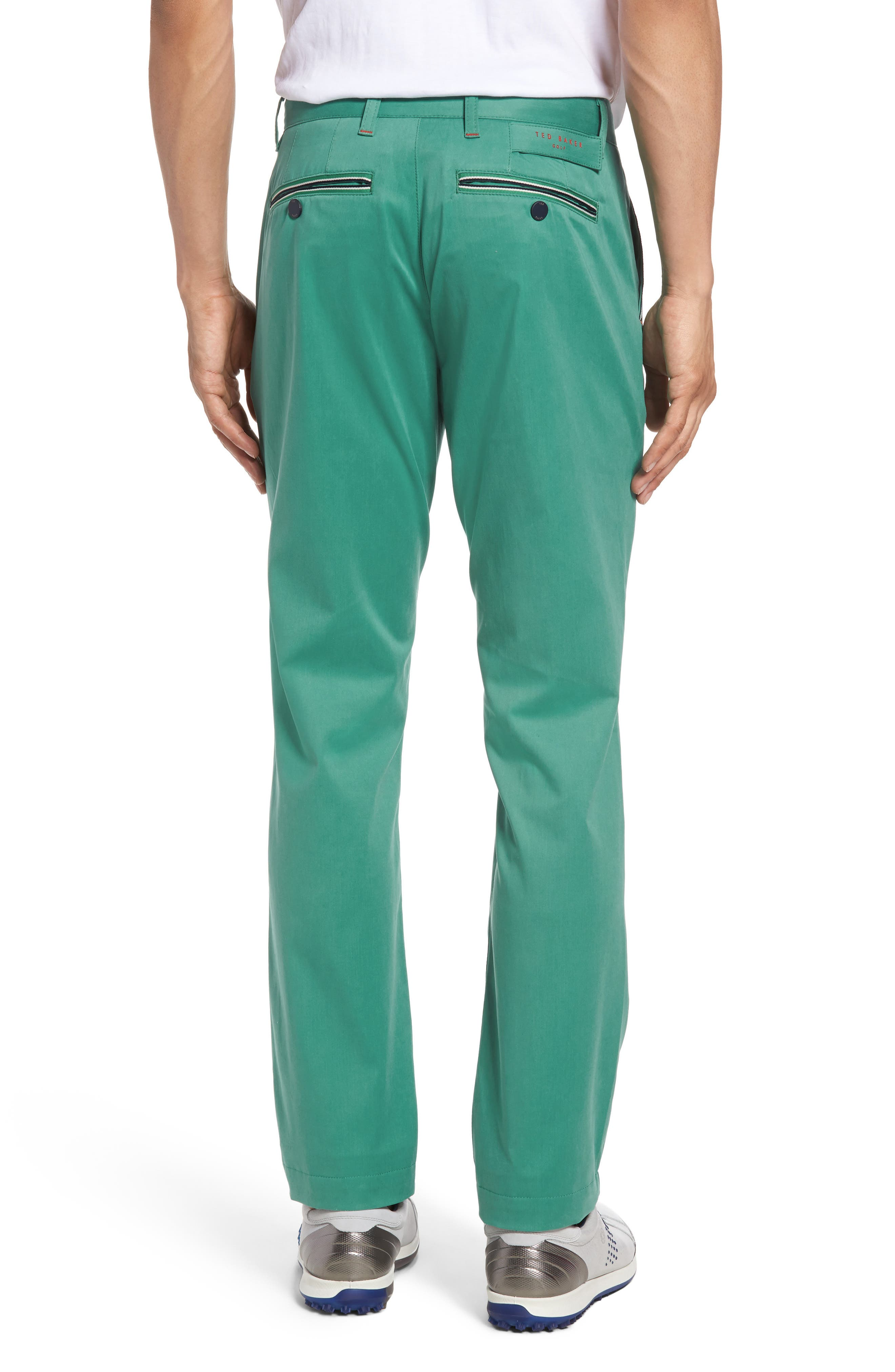 Water Resistant Golf Chinos,                             Alternate thumbnail 8, color,