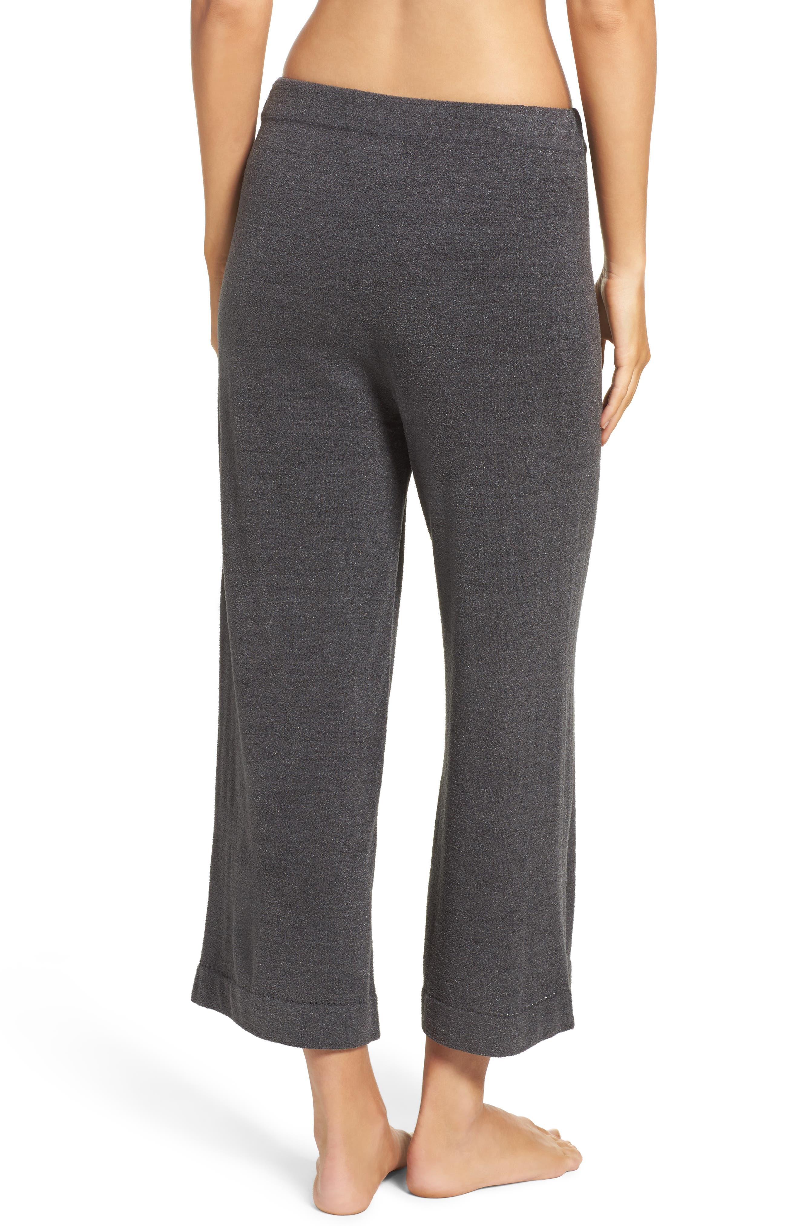 Cozychic Ultra Lite<sup>®</sup> Culotte Lounge Pants,                             Alternate thumbnail 2, color,                             CARBON