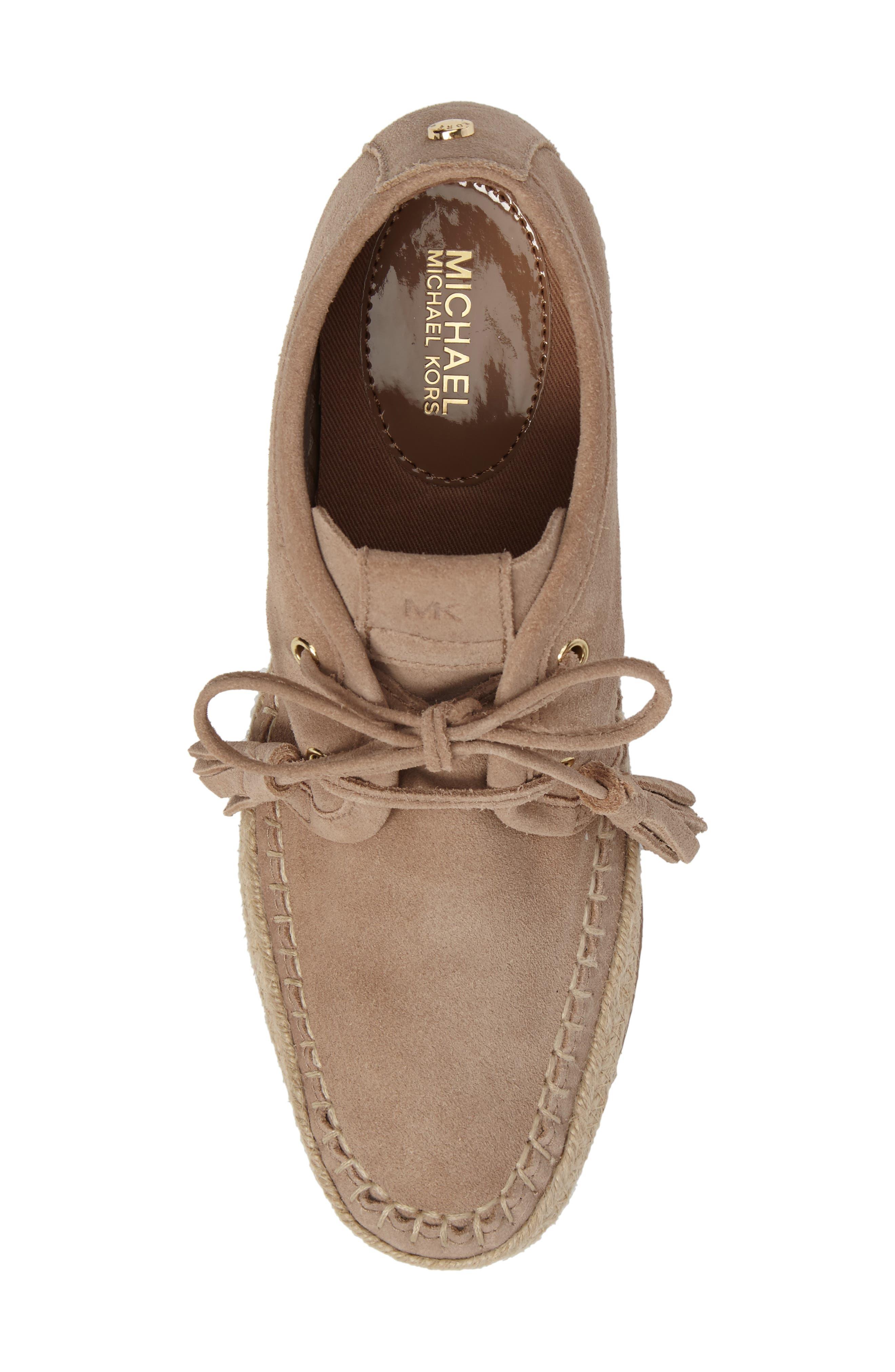 Kendrick Wedge Sneaker,                             Alternate thumbnail 5, color,                             250