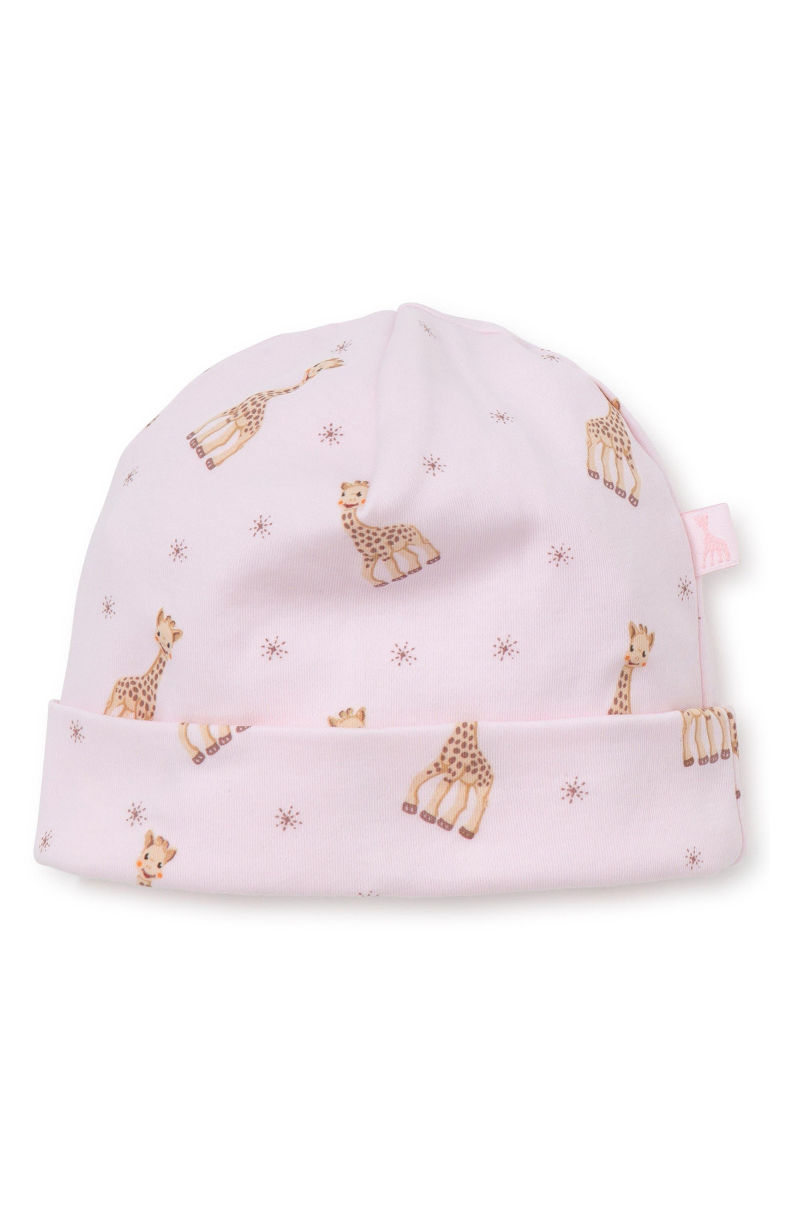 x Sophie la Girafe Beanie Hat,                             Main thumbnail 1, color,                             PINK