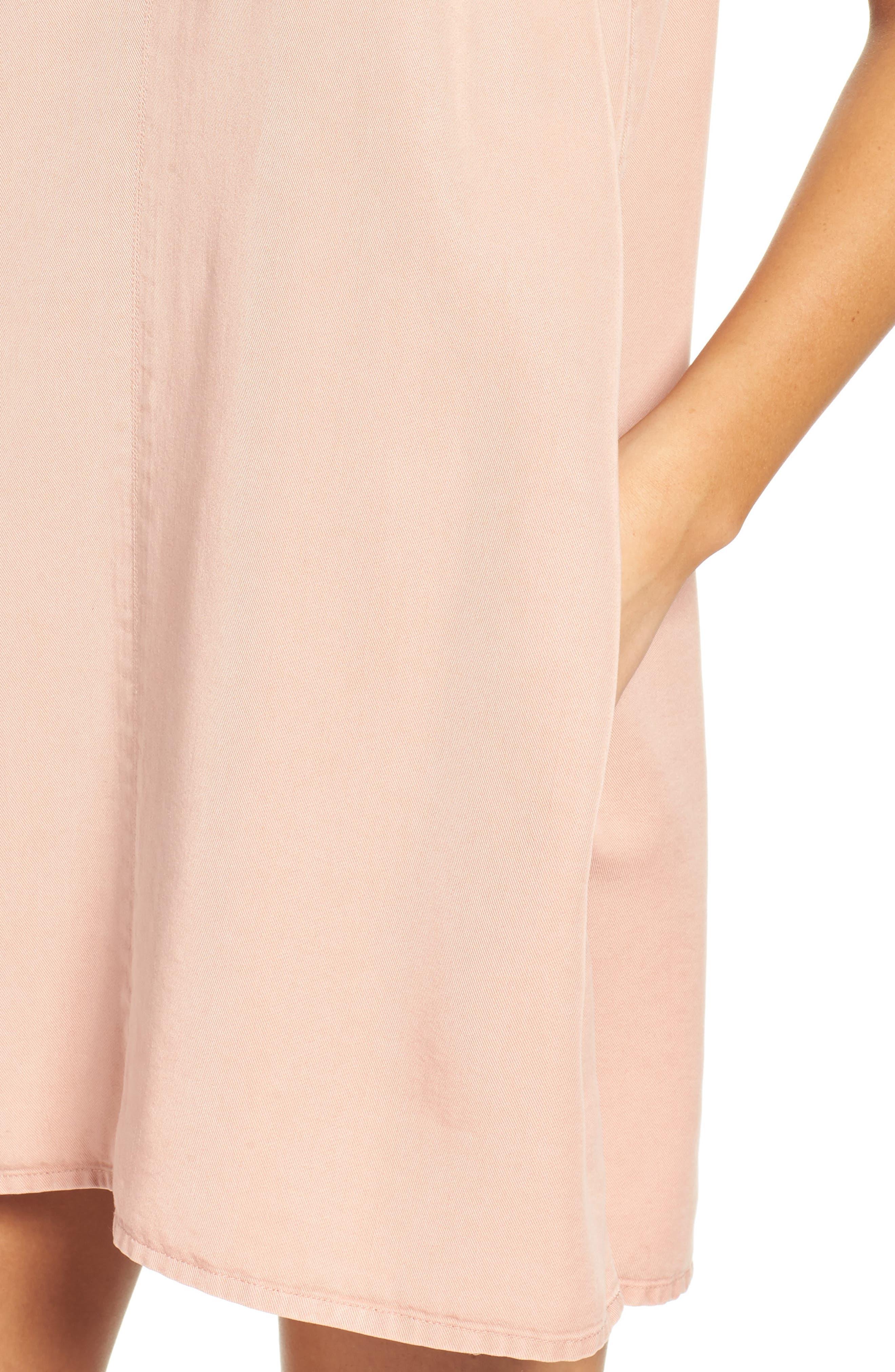 Nadine Swing Dress,                             Alternate thumbnail 4, color,                             658