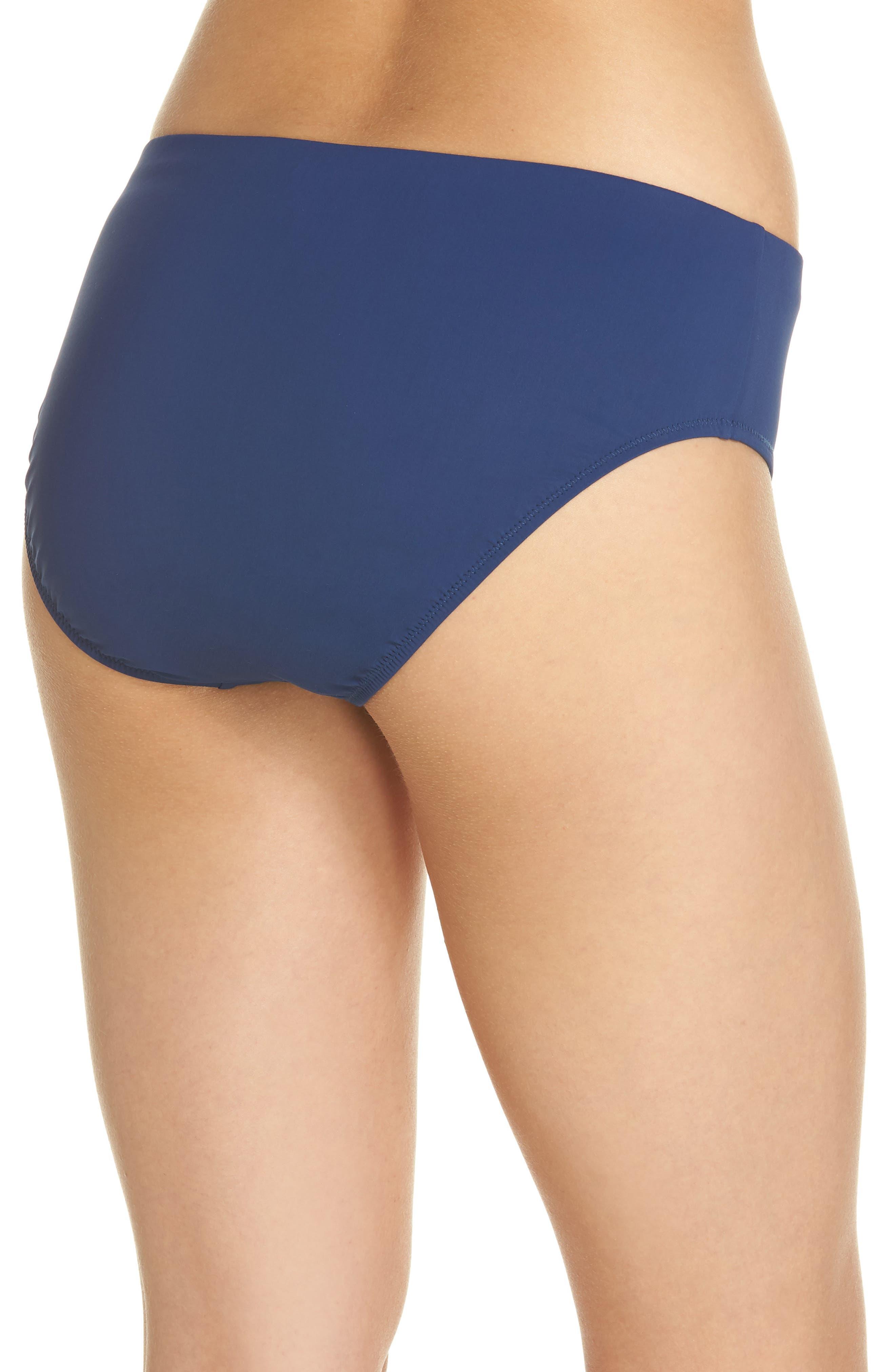 PROFILE BY GOTTEX,                             Hipster Bikini Bottoms,                             Alternate thumbnail 2, color,                             427