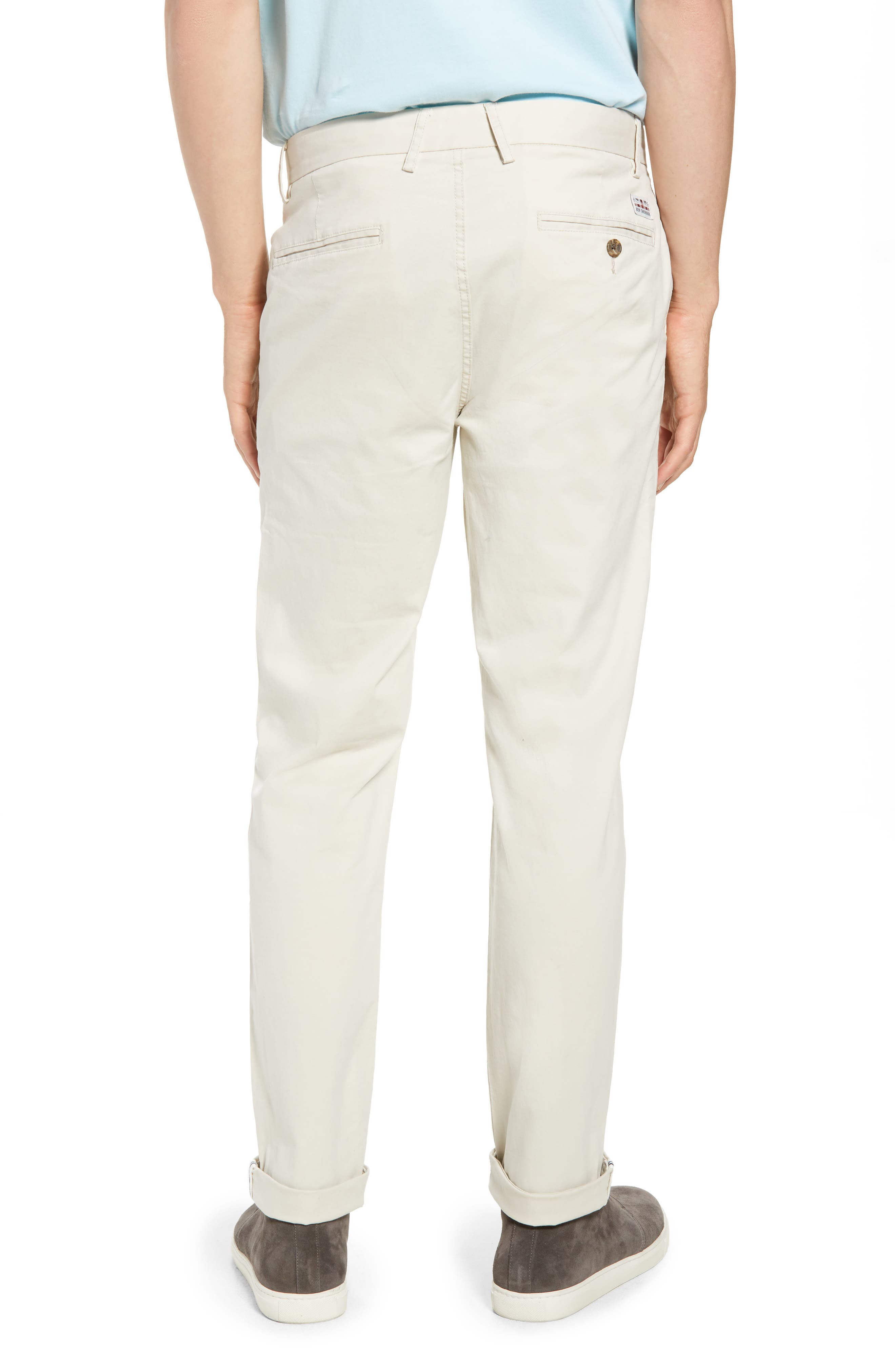 Slim Fit Stretch Chinos,                             Alternate thumbnail 2, color,                             270
