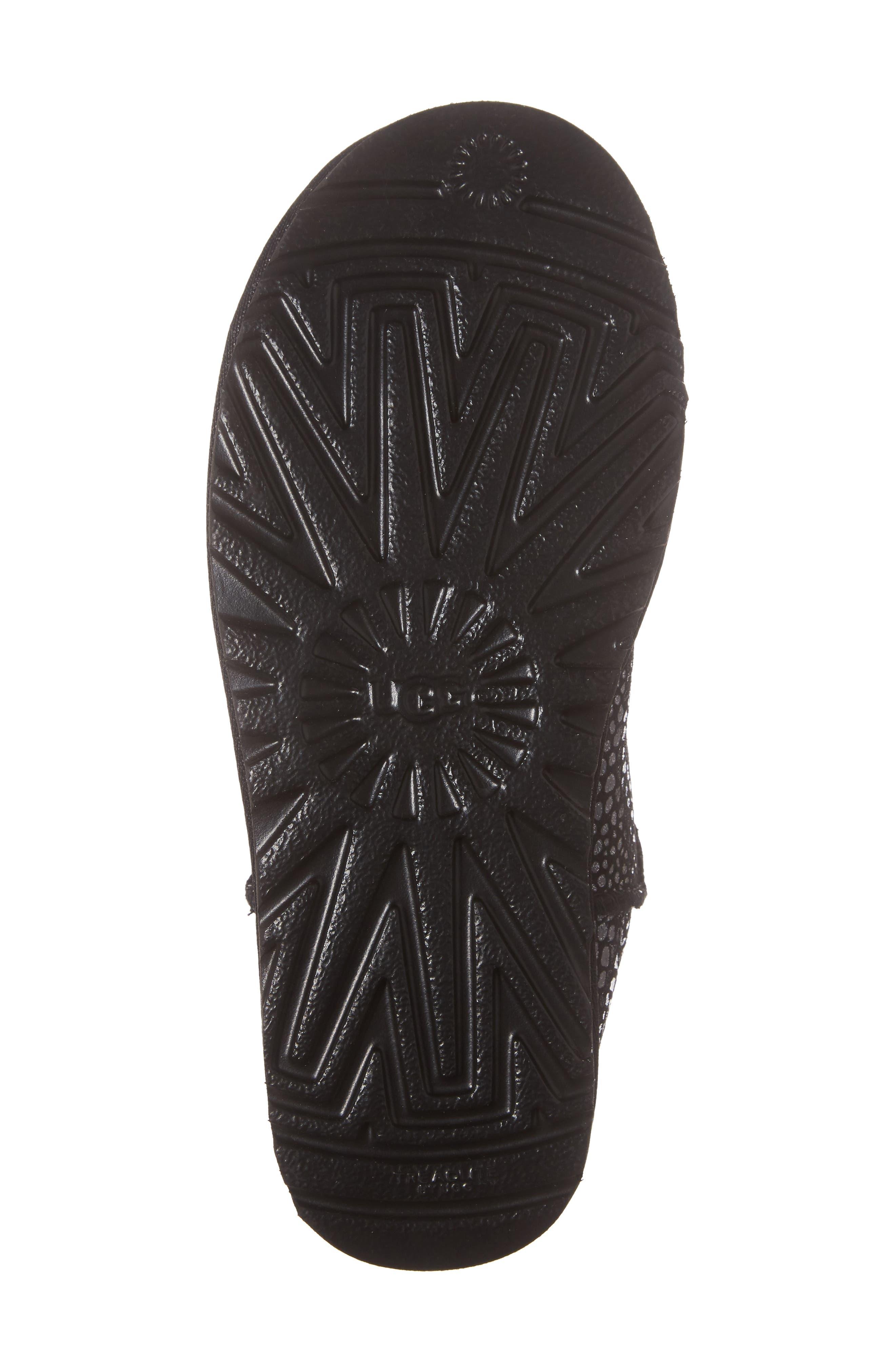 Mini Glitzy Boot,                             Alternate thumbnail 6, color,                             001