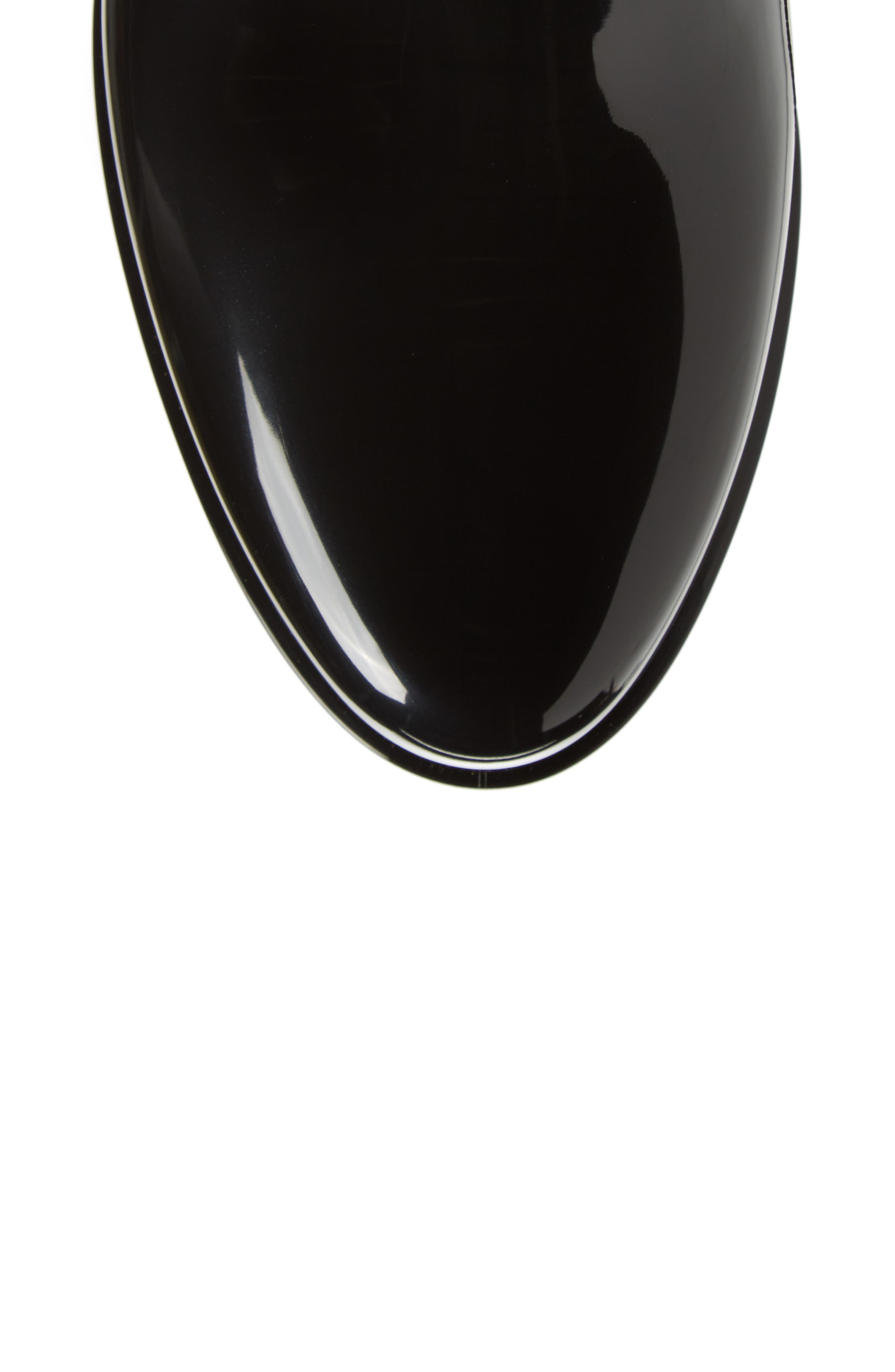 Comfy Waterproof Chelsea Boot,                             Alternate thumbnail 5, color,                             001
