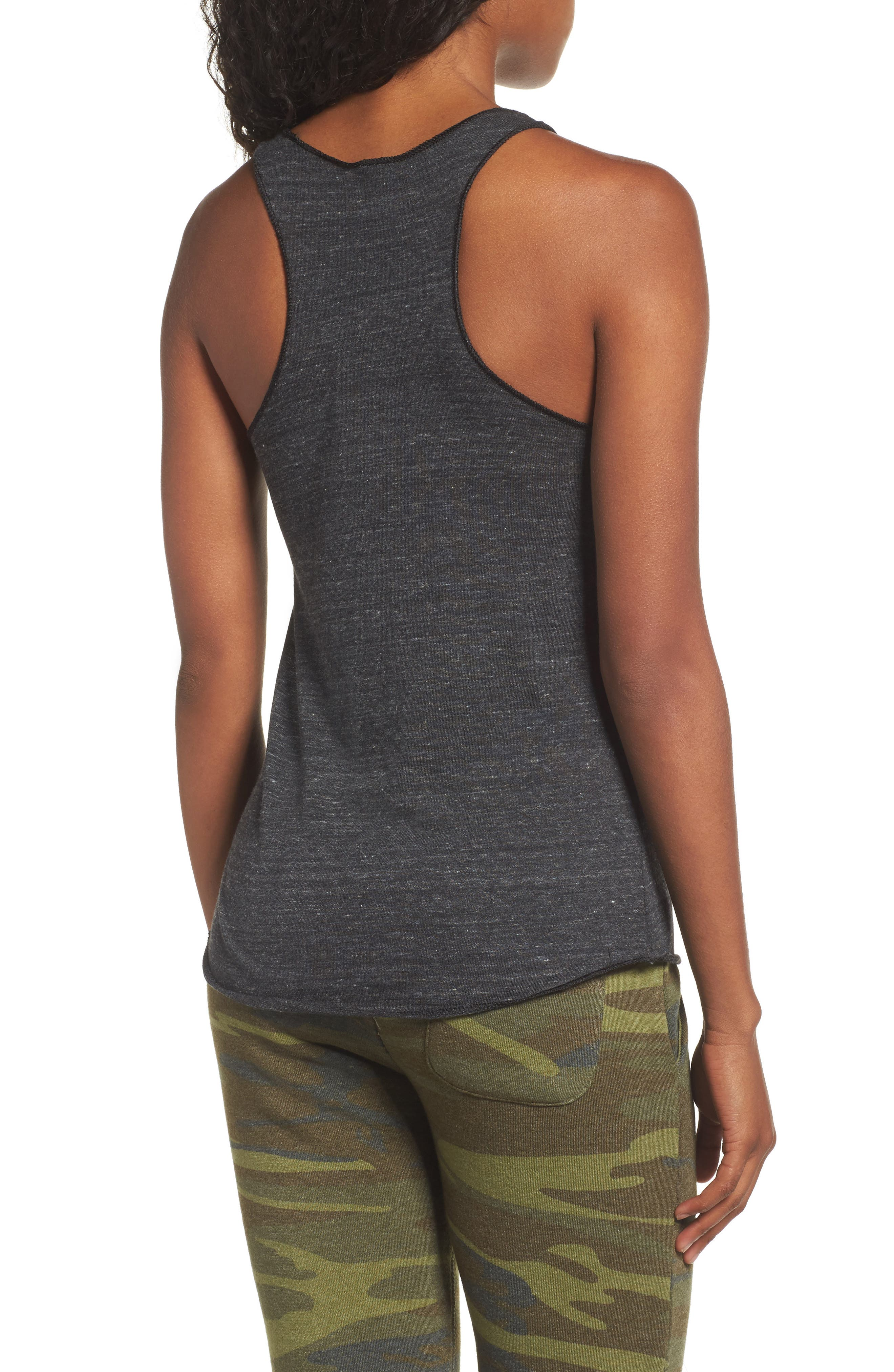 Meegs Racerback Tank,                             Alternate thumbnail 2, color,                             009