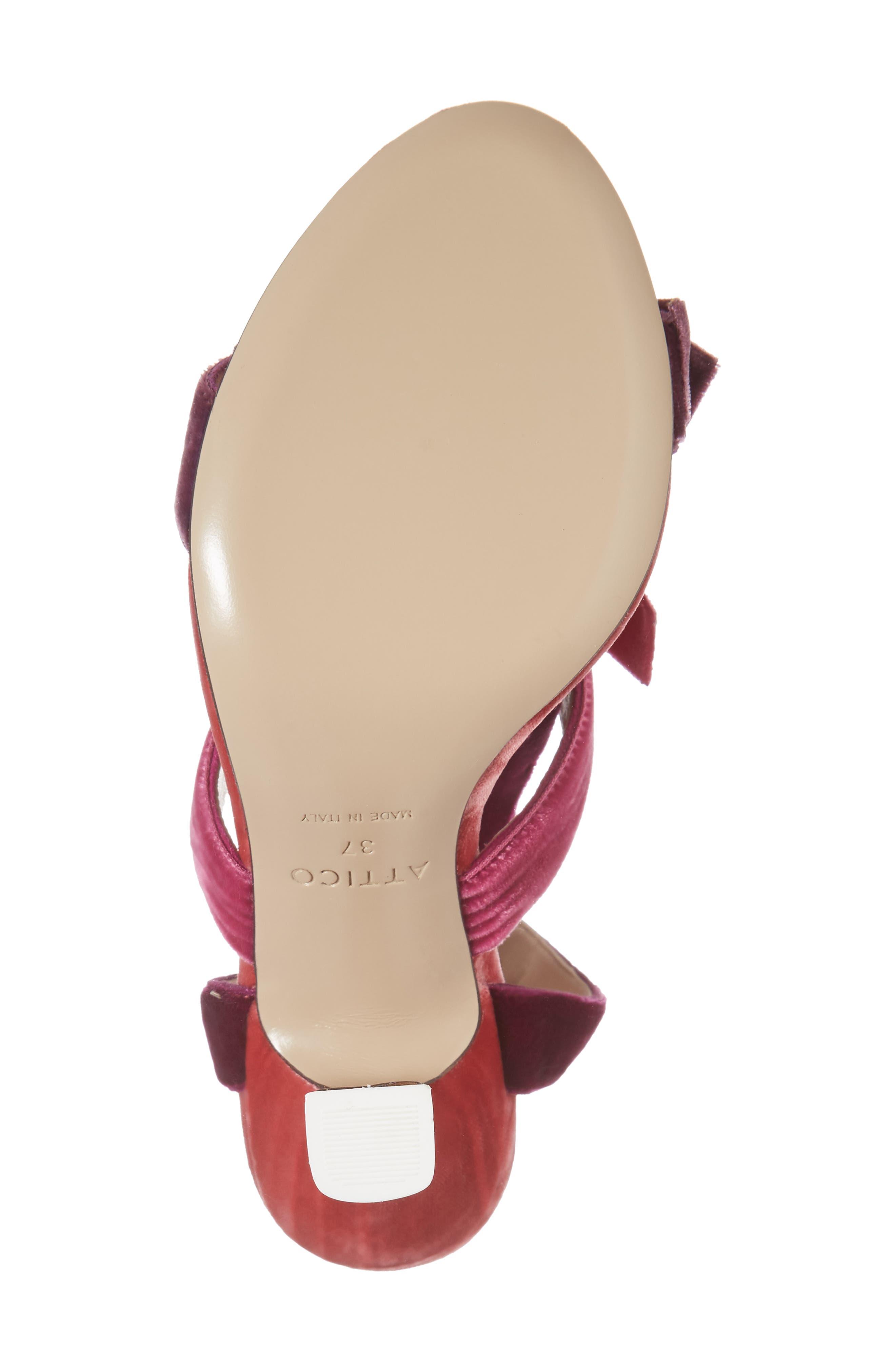 Diletta Ankle Wrap Sandal,                             Alternate thumbnail 6, color,                             500
