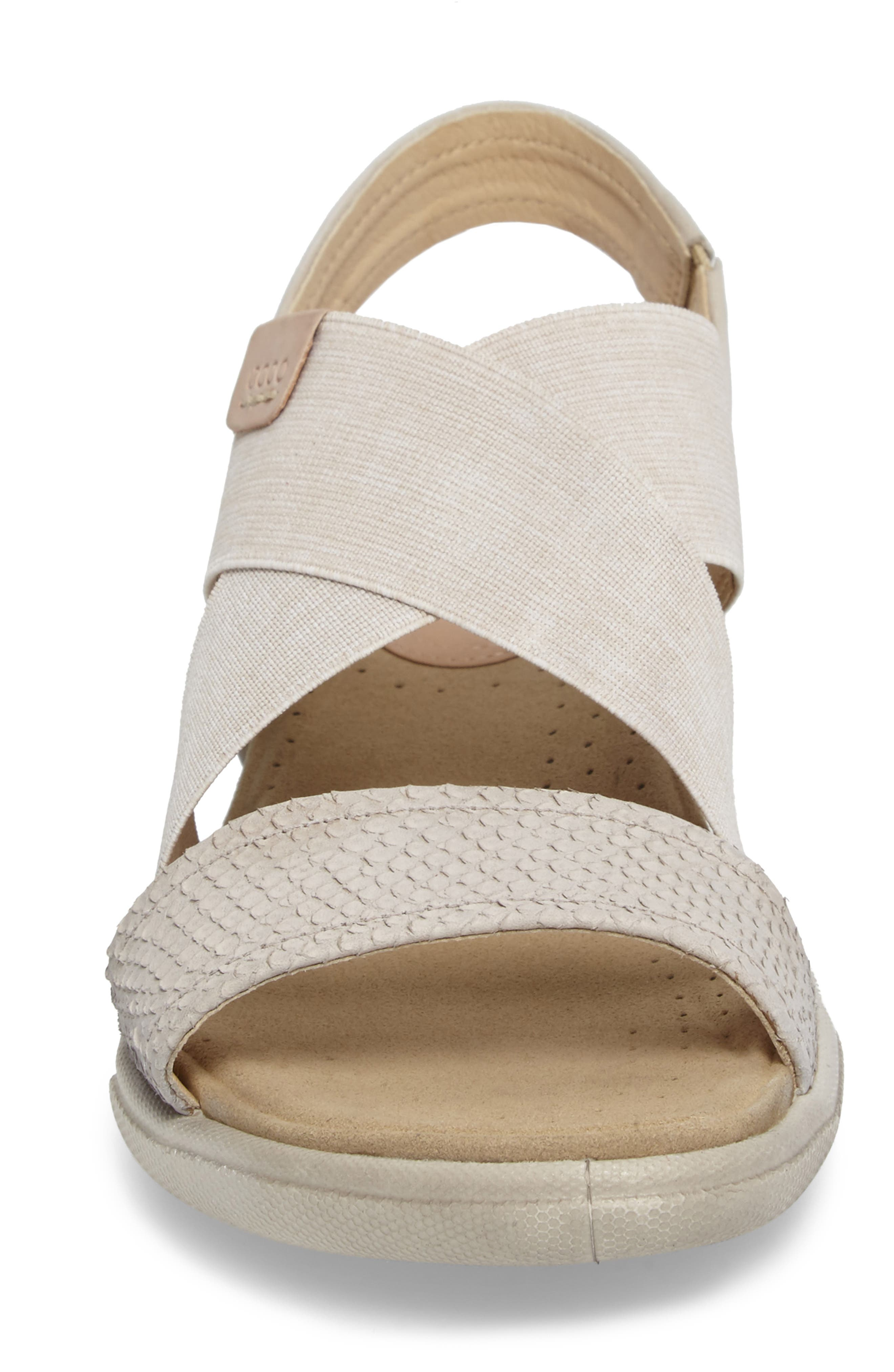 Damara Cross-Strap Sandal,                             Alternate thumbnail 28, color,