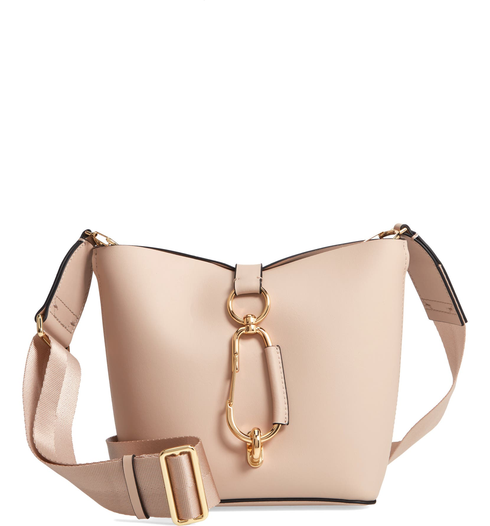 1d9698154886 ZAC Zac Posen Belay Small Leather Hobo Bag