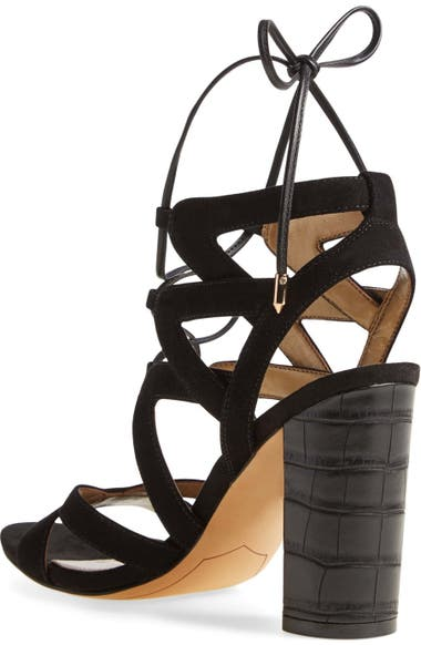 c7780981e3aba3 Sam Edelman  Yardley  Lace-Up Sandal (Women)