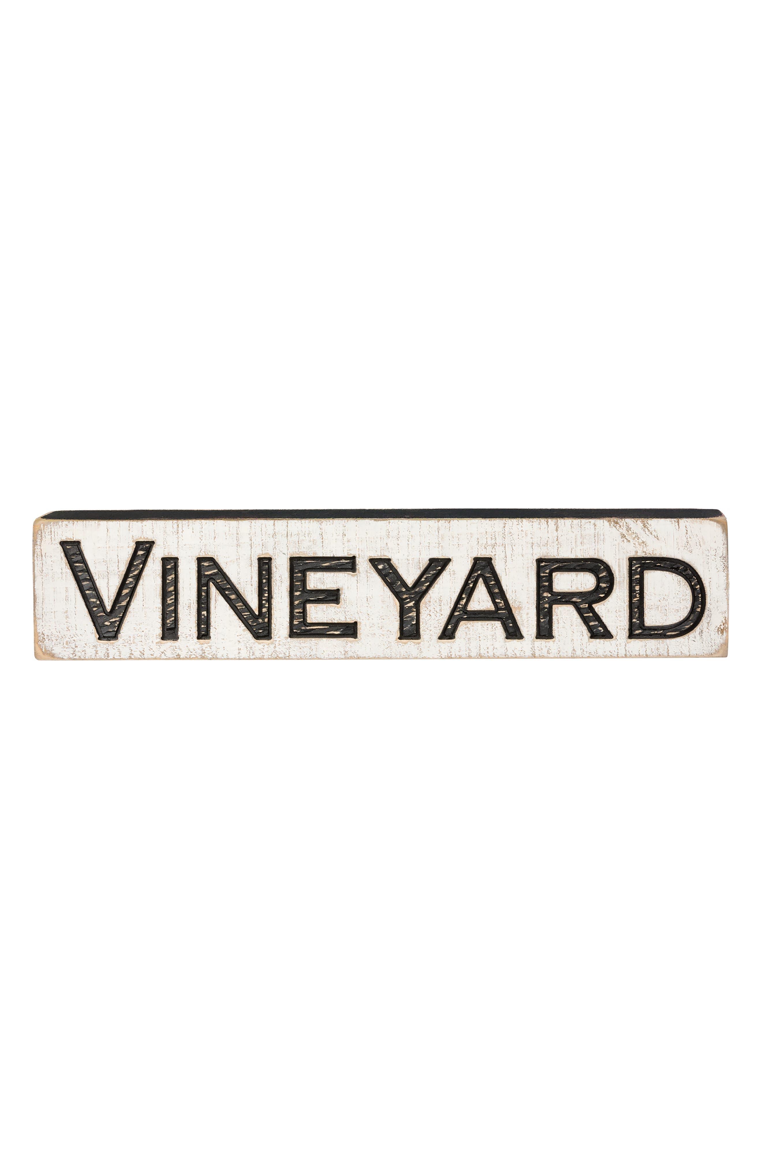 Farmhouse Vineyard Sign,                             Alternate thumbnail 2, color,                             100