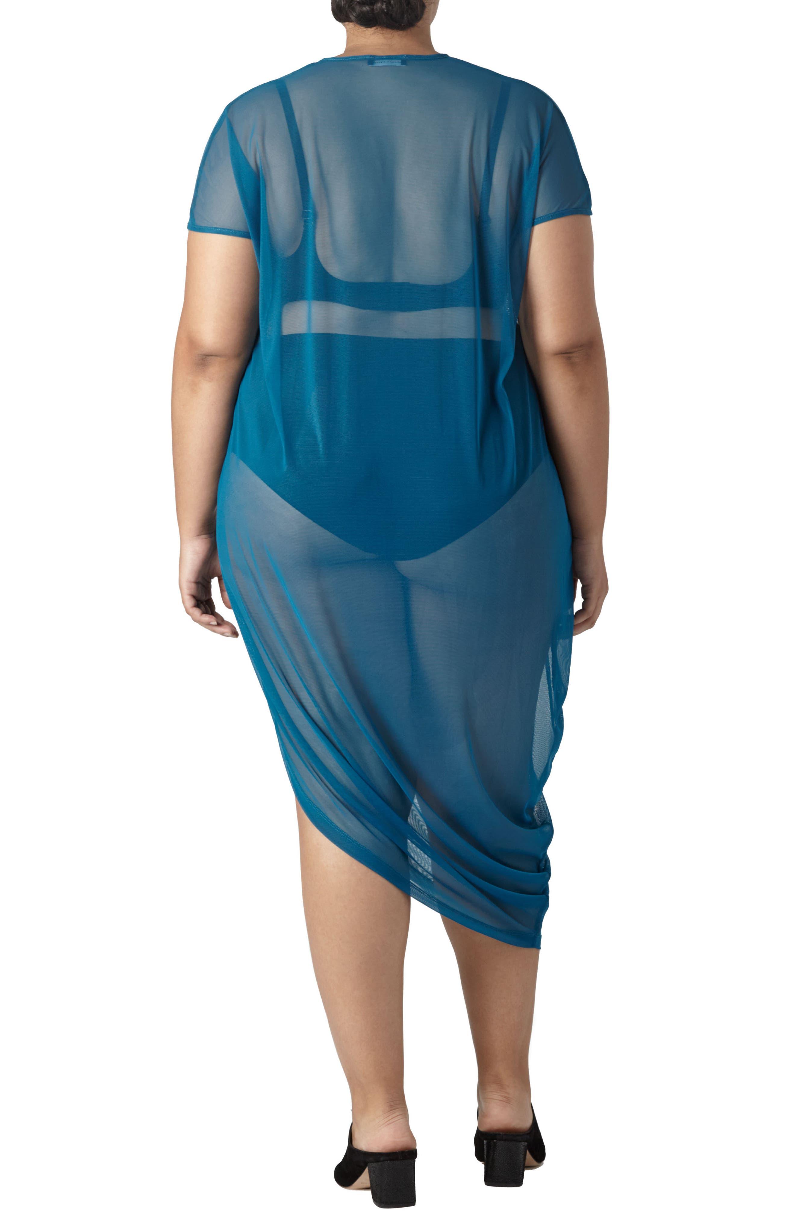 Geneva Fog Dress,                             Alternate thumbnail 6, color,