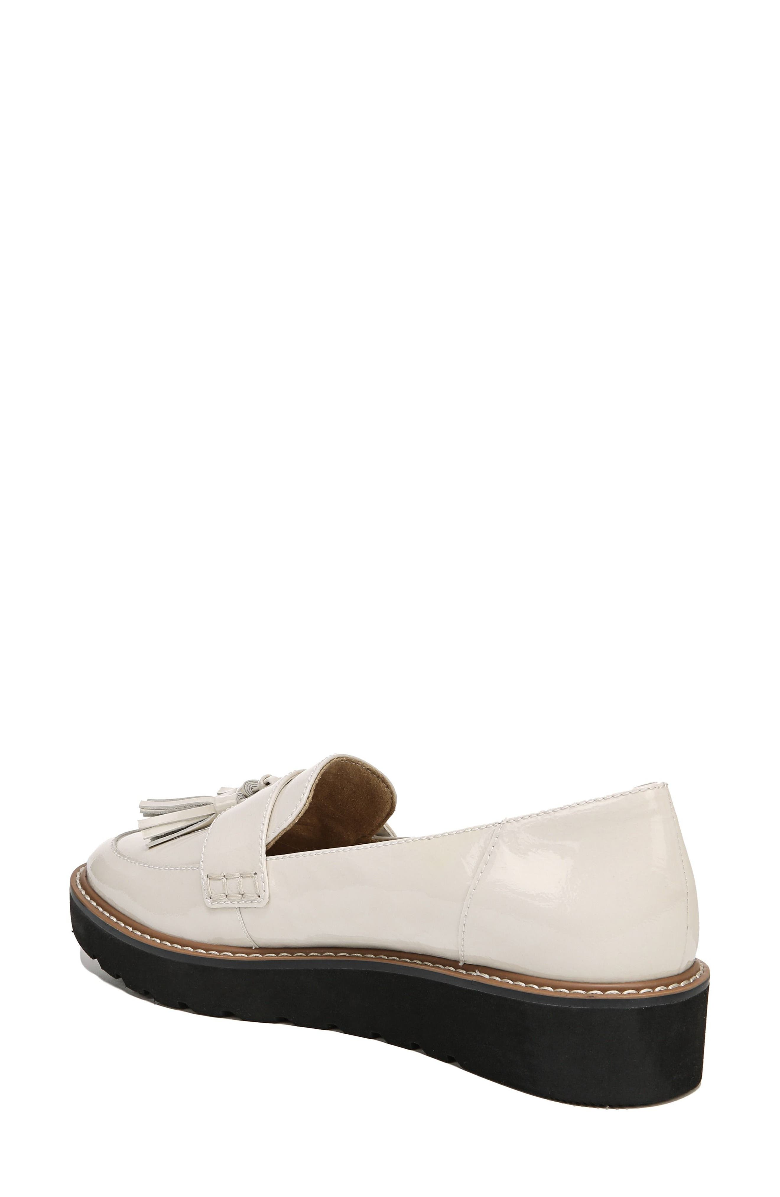 August Loafer,                             Alternate thumbnail 2, color,                             ALABASTER LEATHER