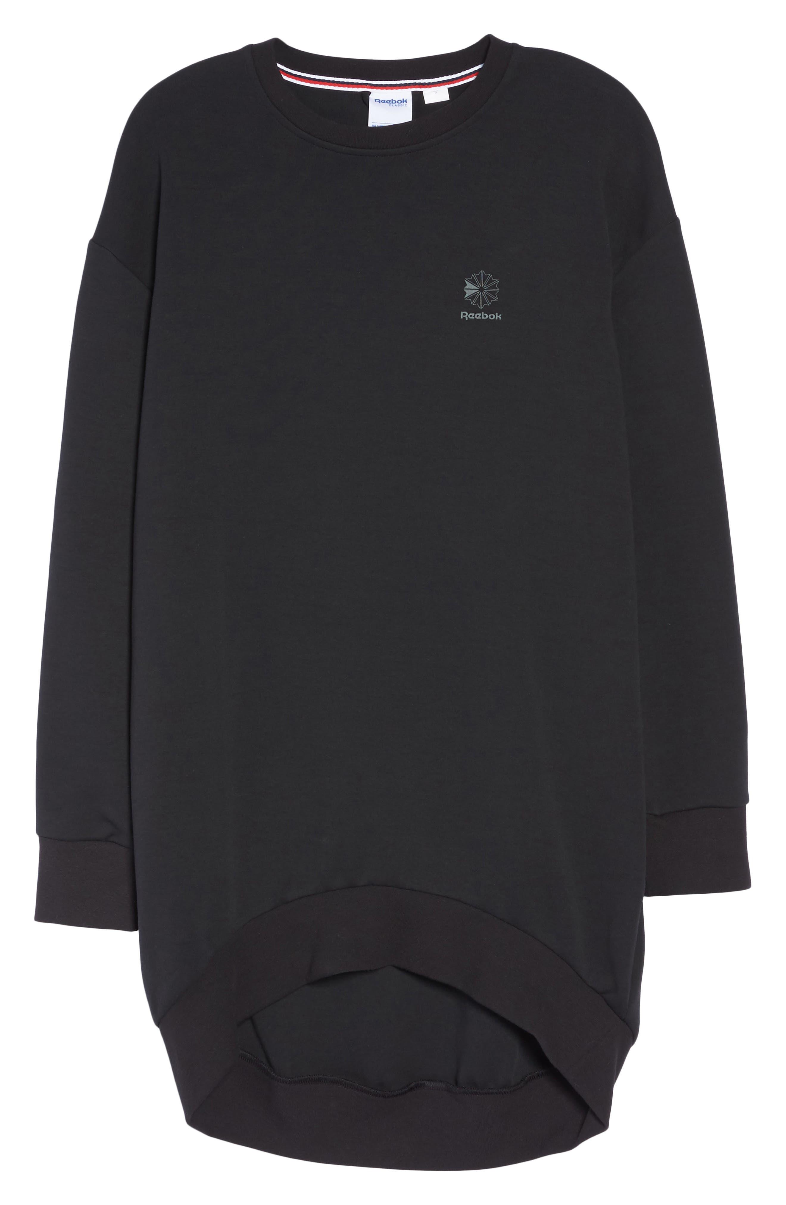 Oversized Sweatshirt,                             Alternate thumbnail 7, color,                             005