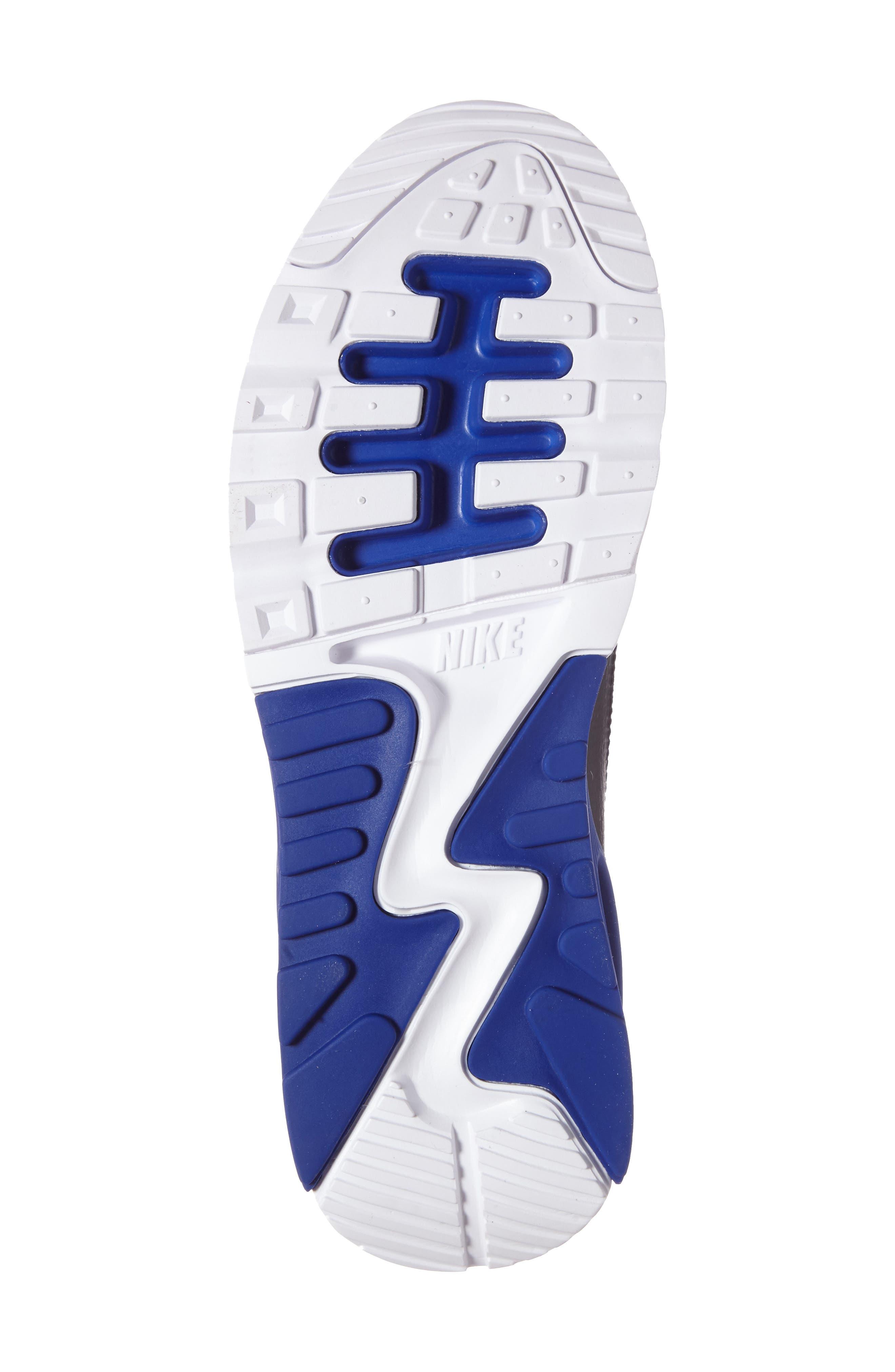 Air Max 90 Ultra 2.0 Sneaker,                             Alternate thumbnail 4, color,                             001