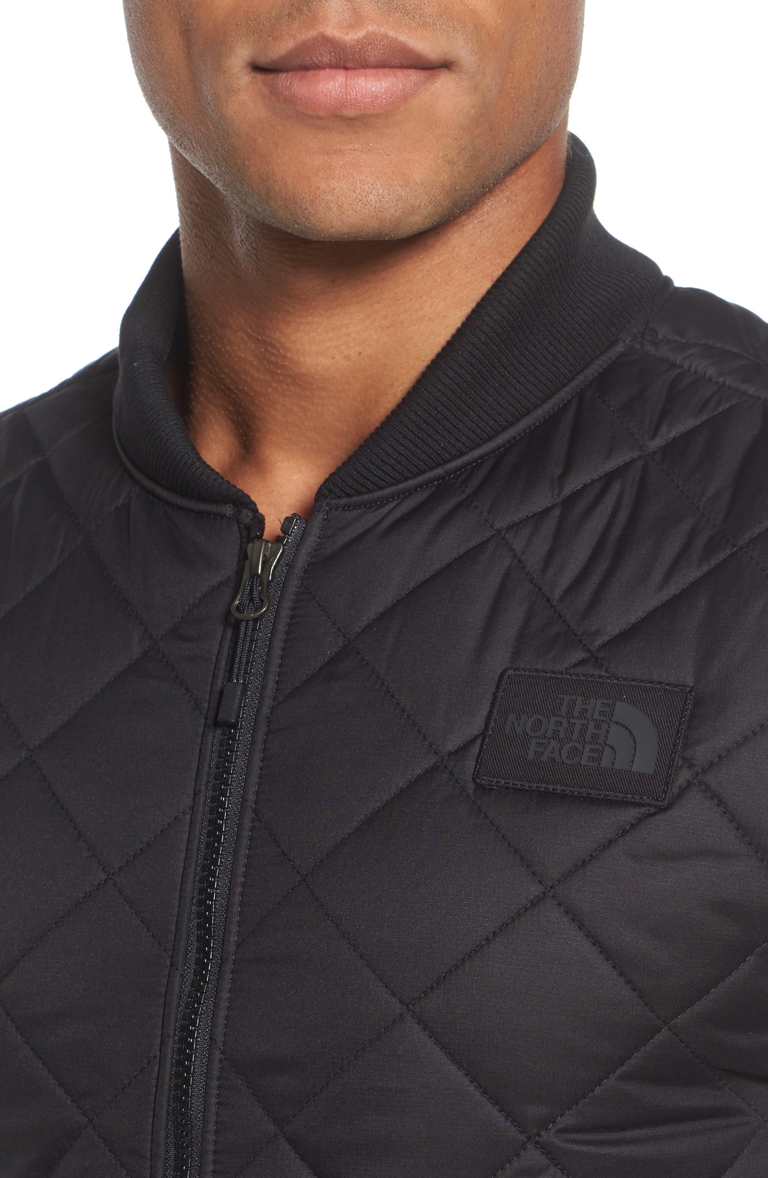 Cuchillo Insulated Vest,                             Alternate thumbnail 4, color,                             001